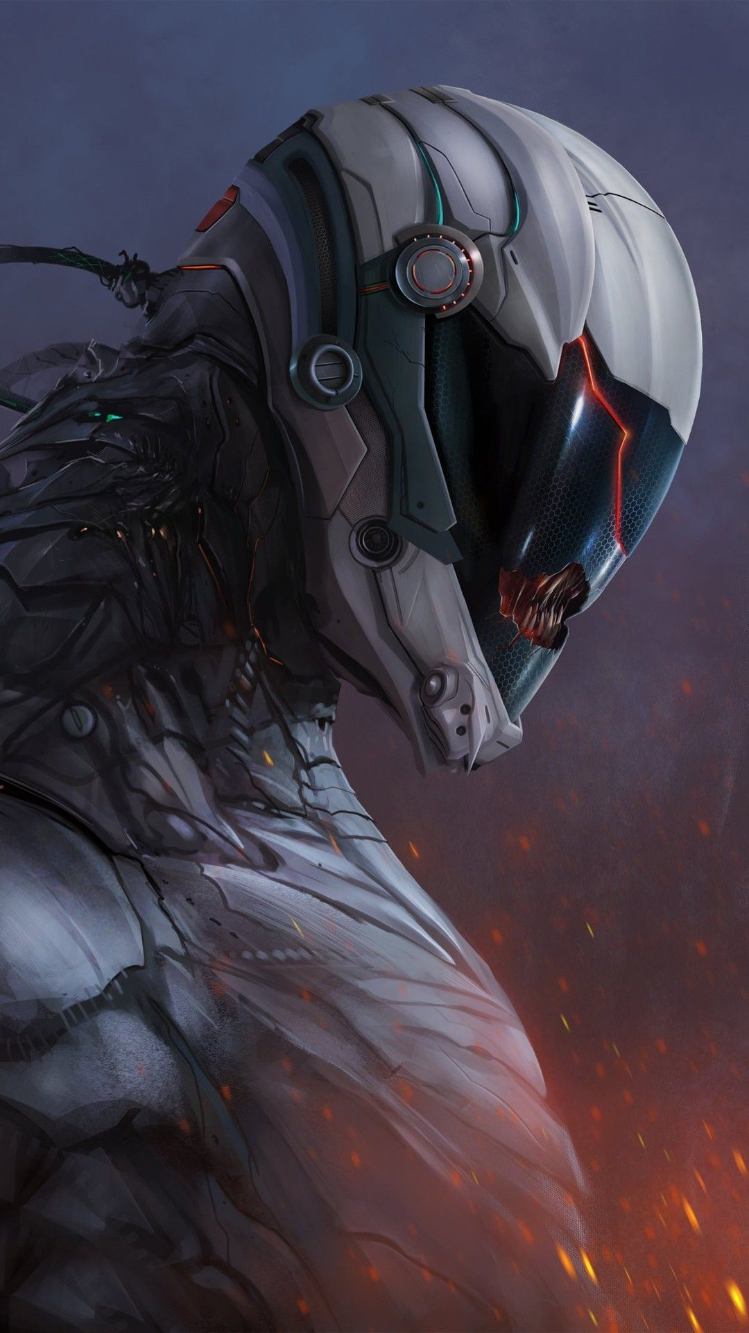 Cyborg Samurai Wallpapers - Top Free Cyborg Samurai ...