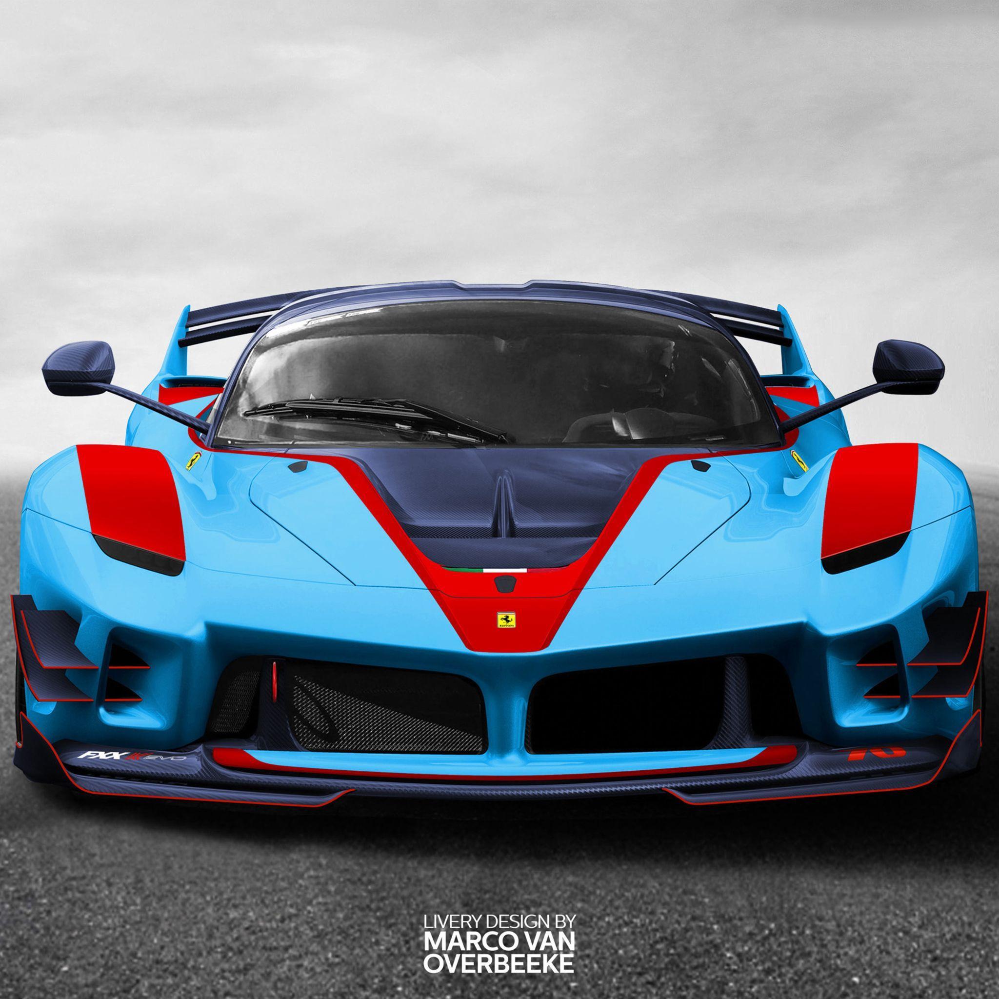 Ferrari Fxxk Evo Wallpapers Top Free Ferrari Fxxk Evo Backgrounds Wallpaperaccess
