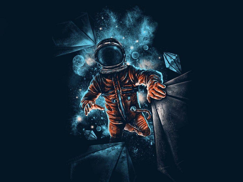 Dark Astronaut Wallpapers Top Free Dark Astronaut