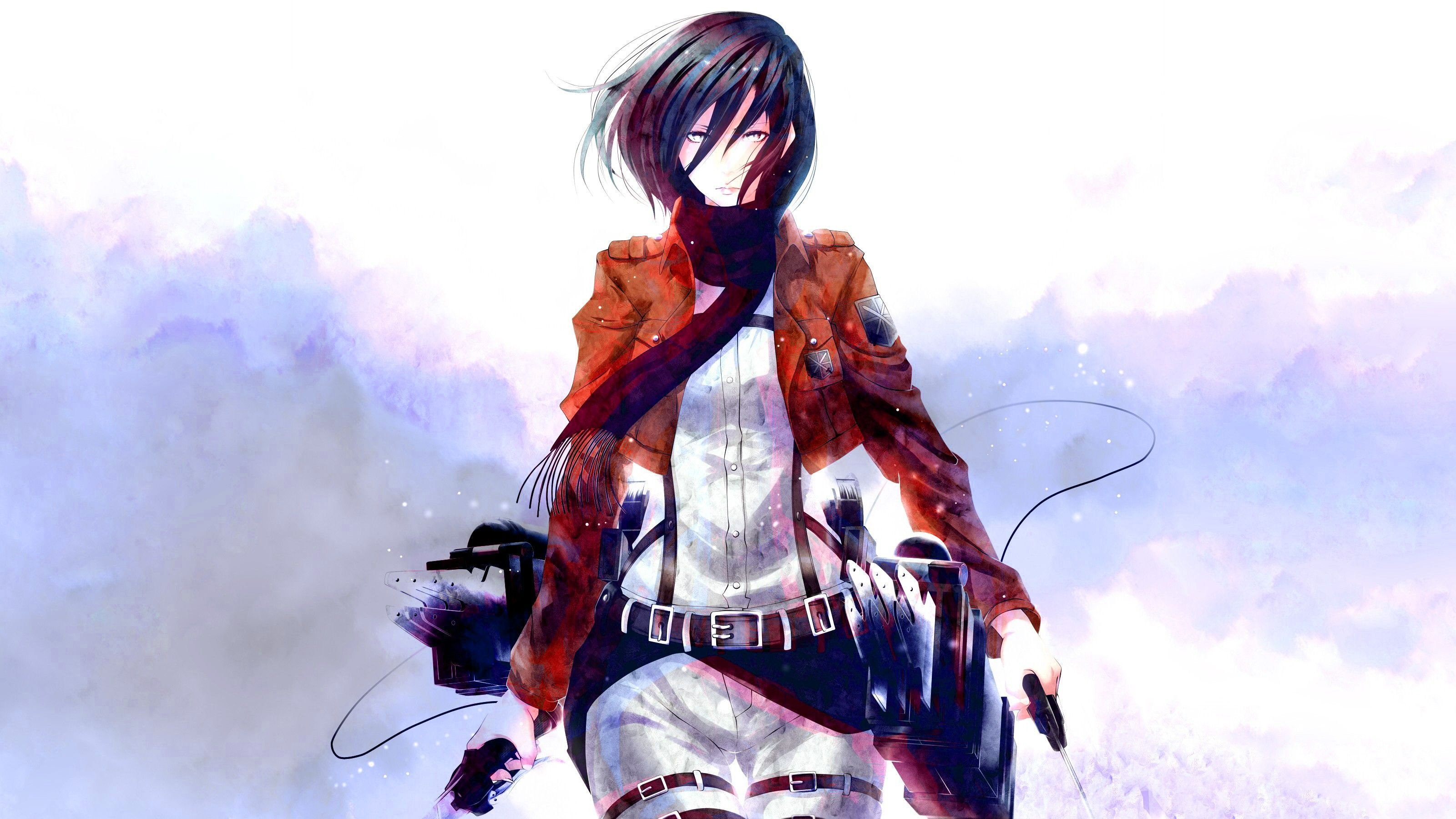 Mikasa Wallpapers Top Free Mikasa Backgrounds Wallpaperaccess