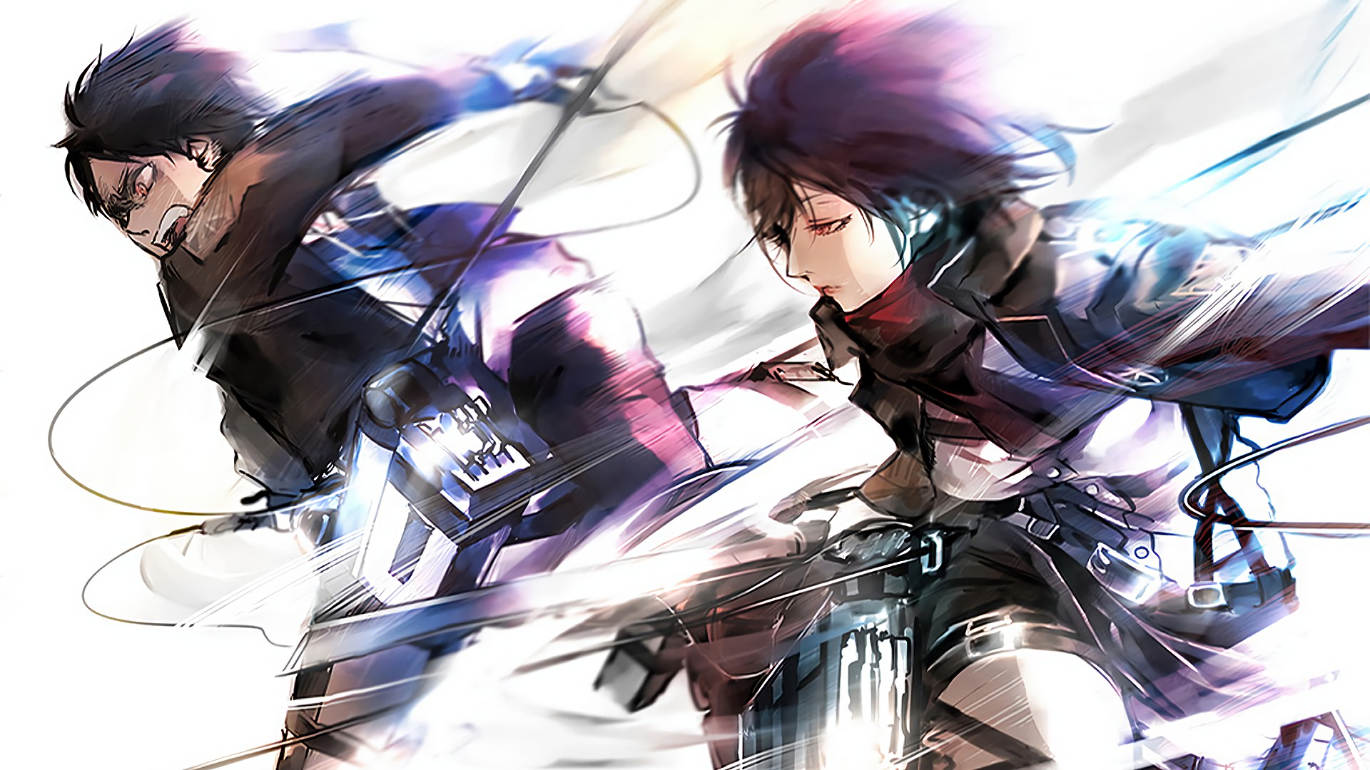 Attack On Titan Mikasa Wallpapers Top Free Attack On Titan