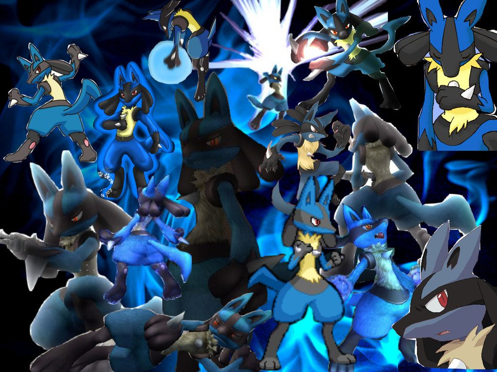 Cool Lucario Wallpapers Top Free Cool Lucario Backgrounds Wallpaperaccess