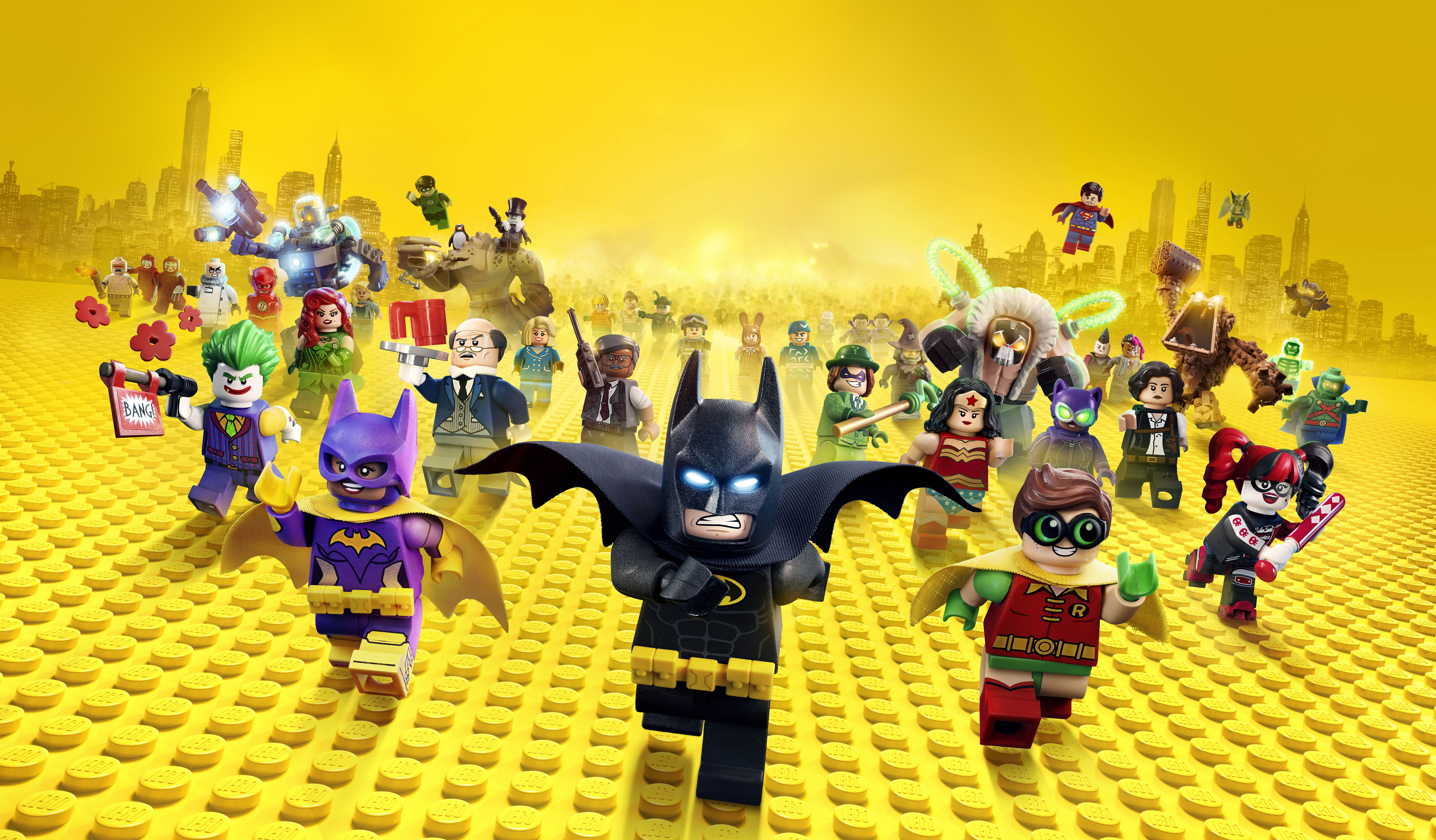 4k Lego Wallpapers Top Free 4k Lego Backgrounds Wallpaperaccess
