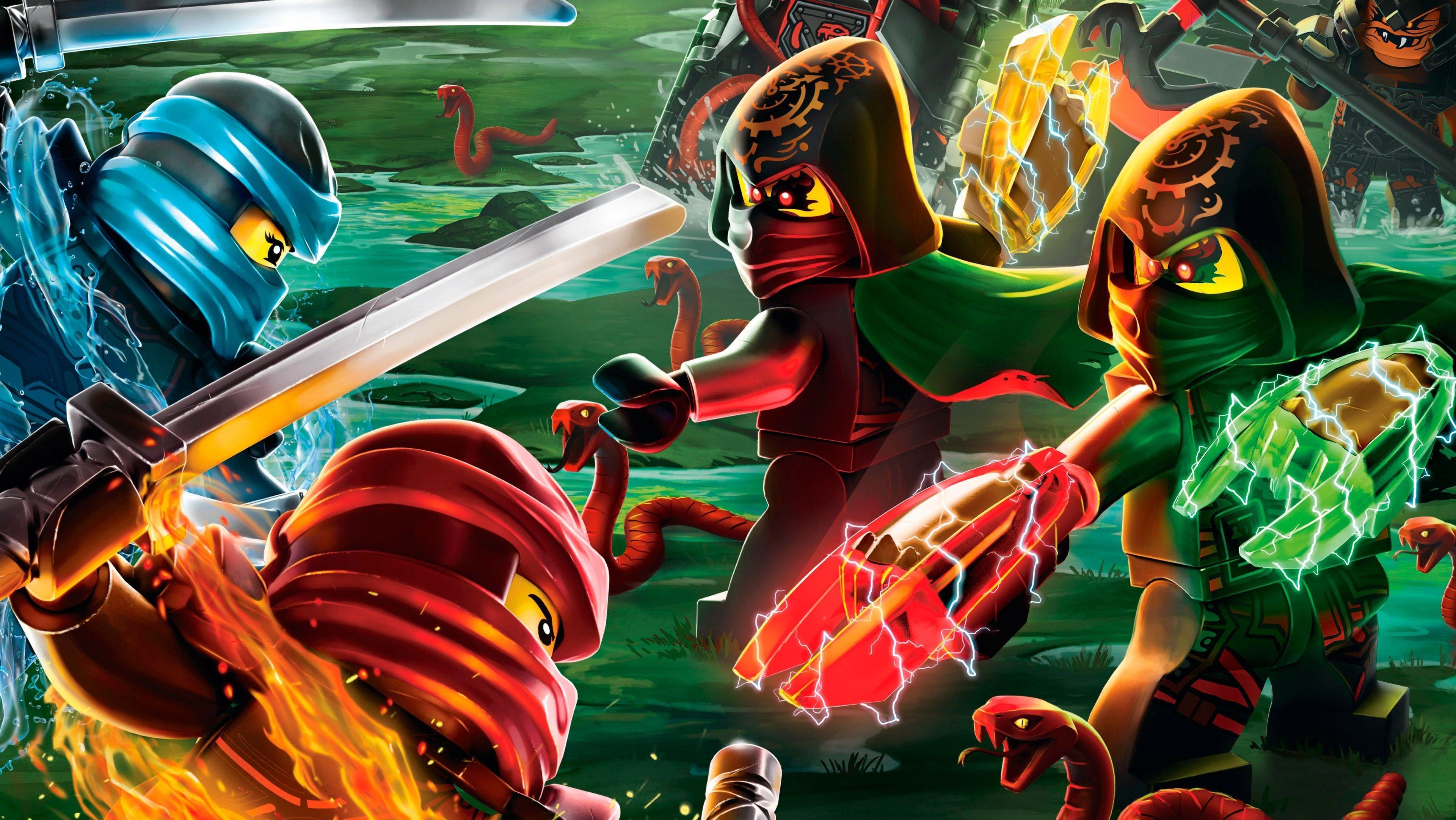 Lego Marvel Avengers Wallpaper
