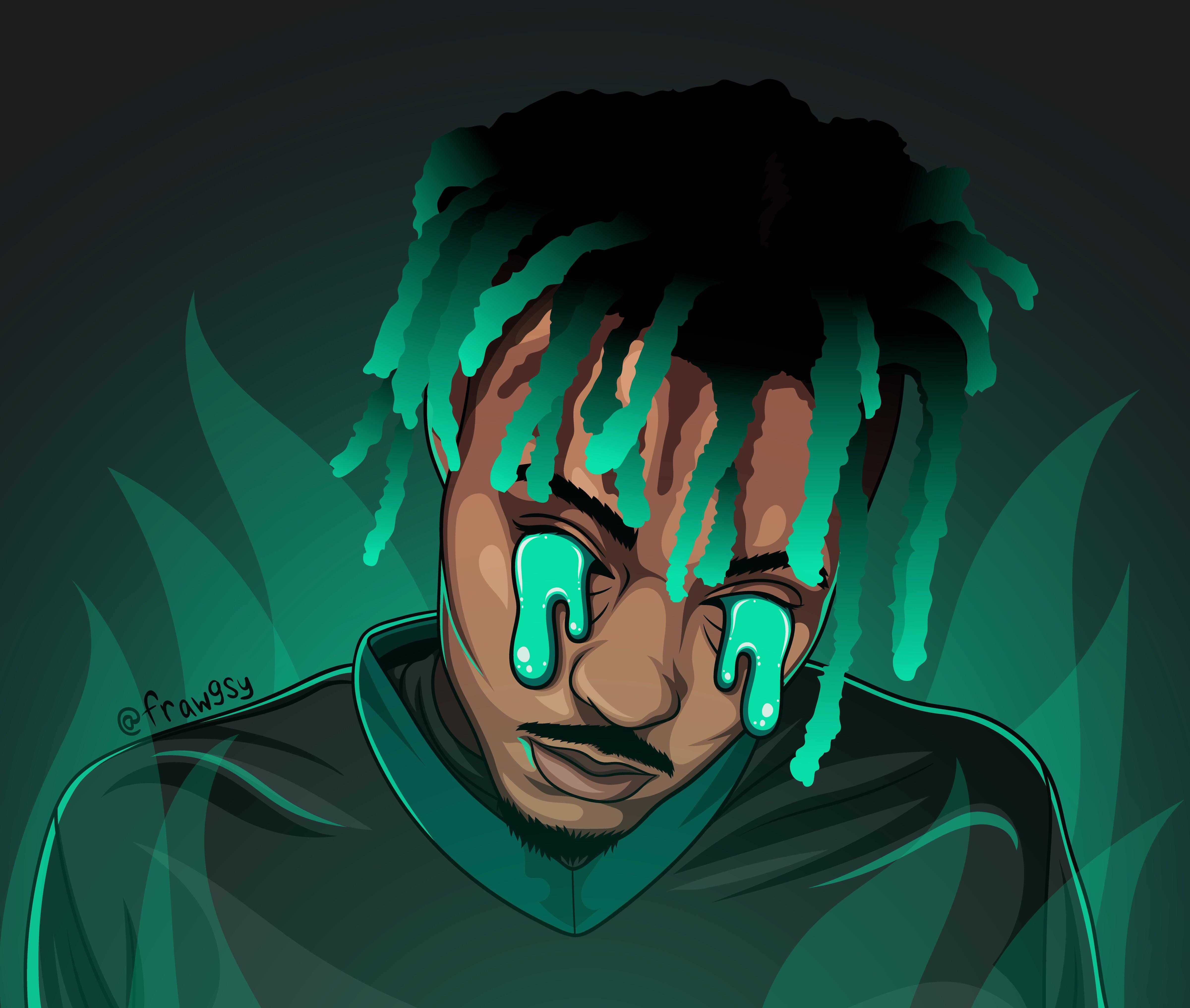 Animated Juice Wrld Wallpapers Top Free Animated Juice Wrld Backgrounds Wallpaperaccess
