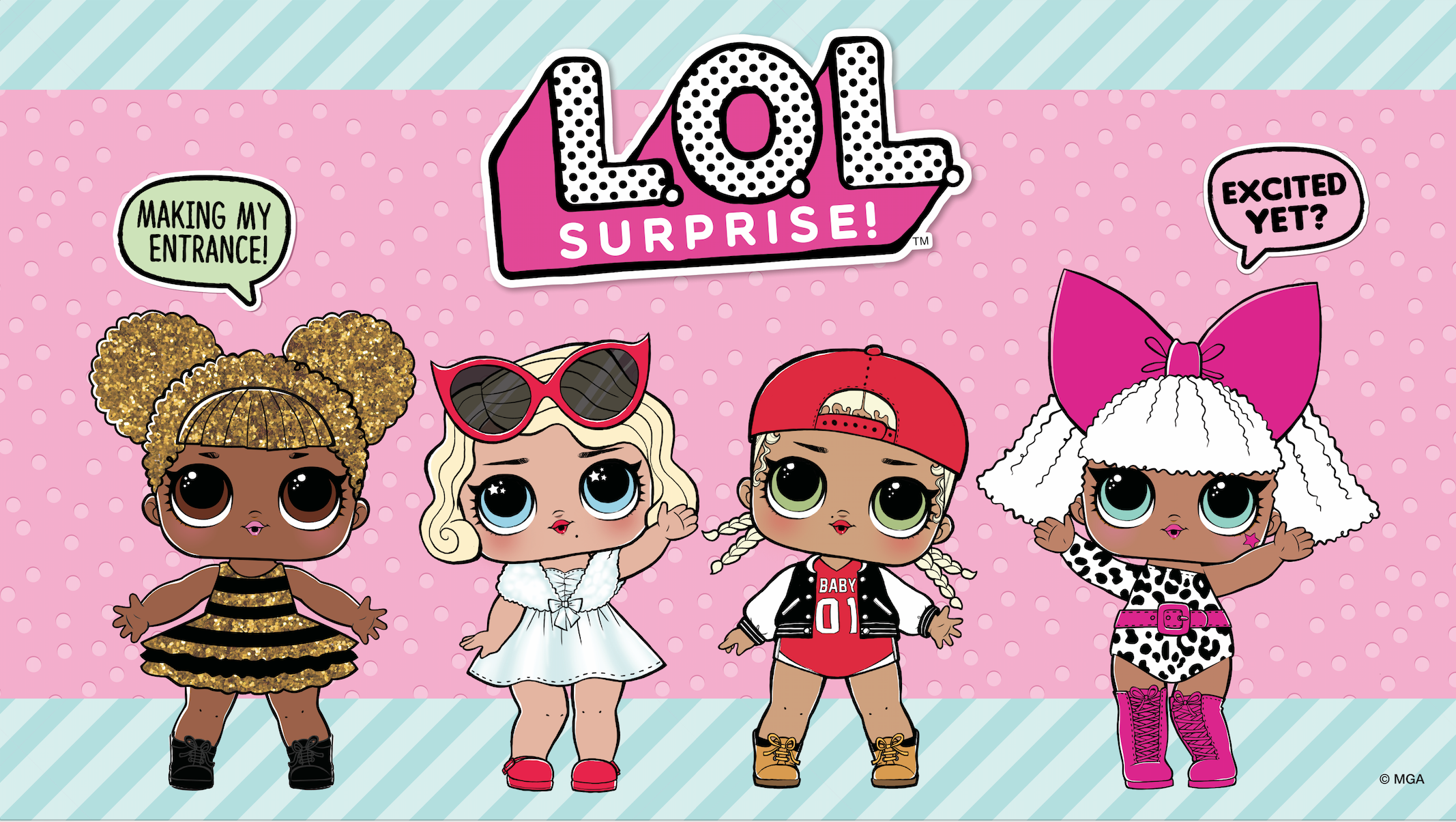 LOL Surprise Doll Wallpapers   Top Free LOL Surprise Doll ...