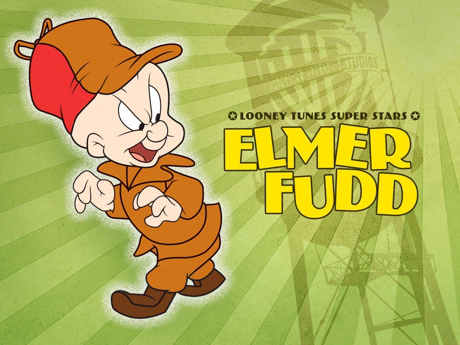 Elmer Fudd Shh