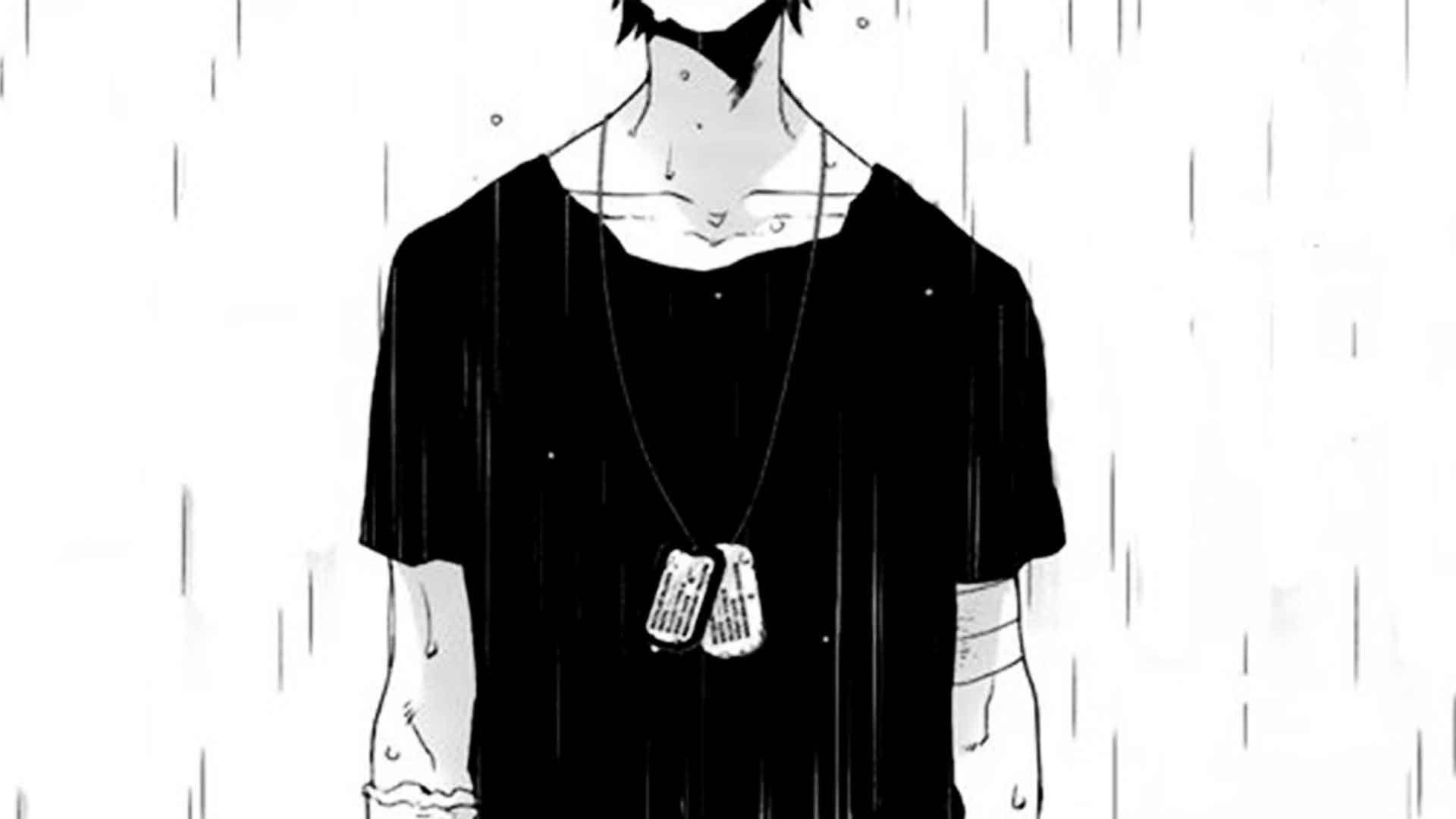 Sad Boy Anime Wallpapers Top Free Sad Boy Anime Backgrounds Wallpaperaccess
