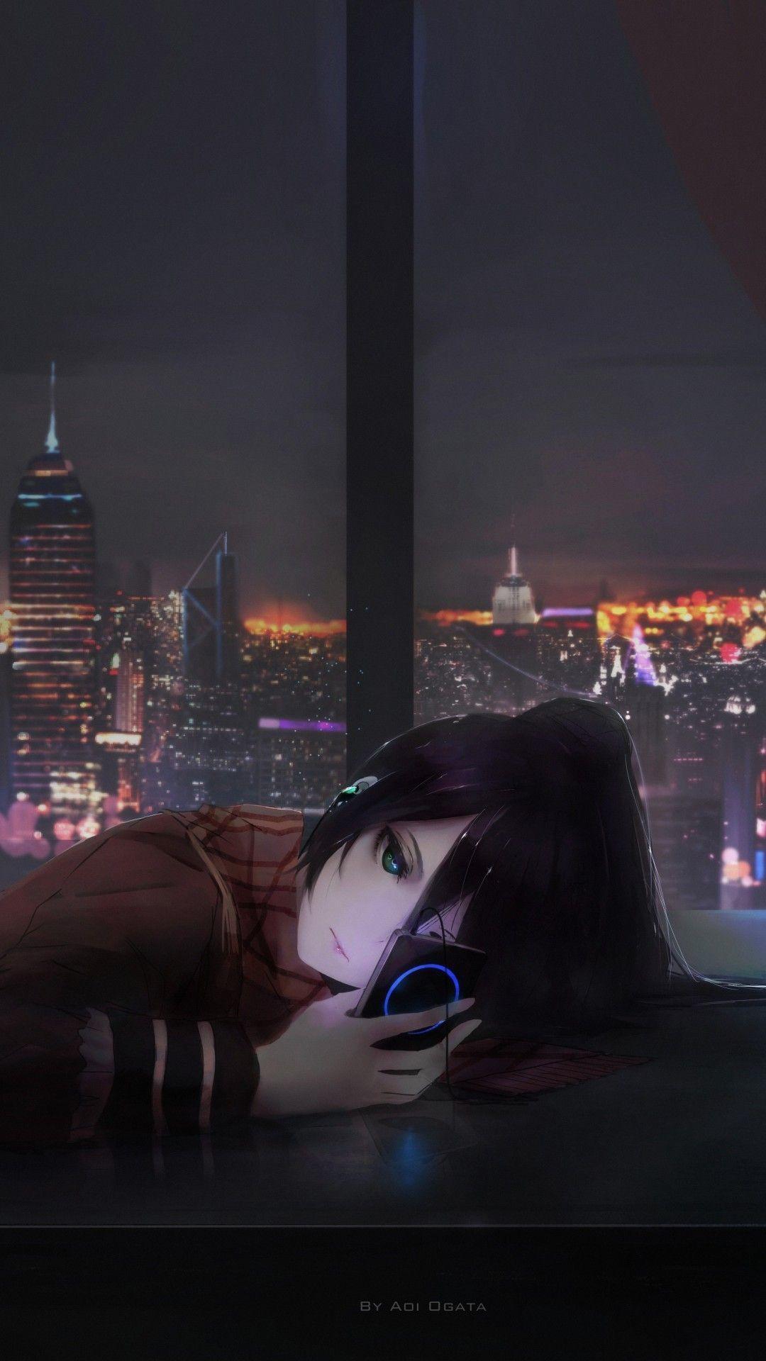 Depressing Anime Wallpapers - Top Free Depressing Anime ...