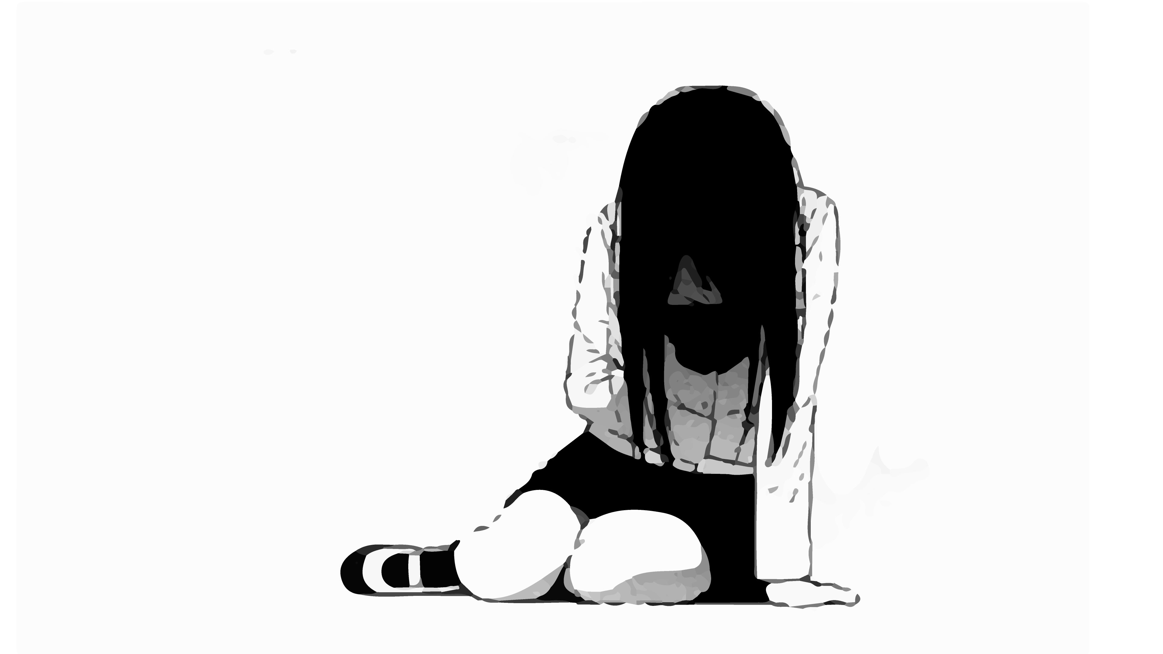 2767x2767 photos depressing anime guys drawing art gallery