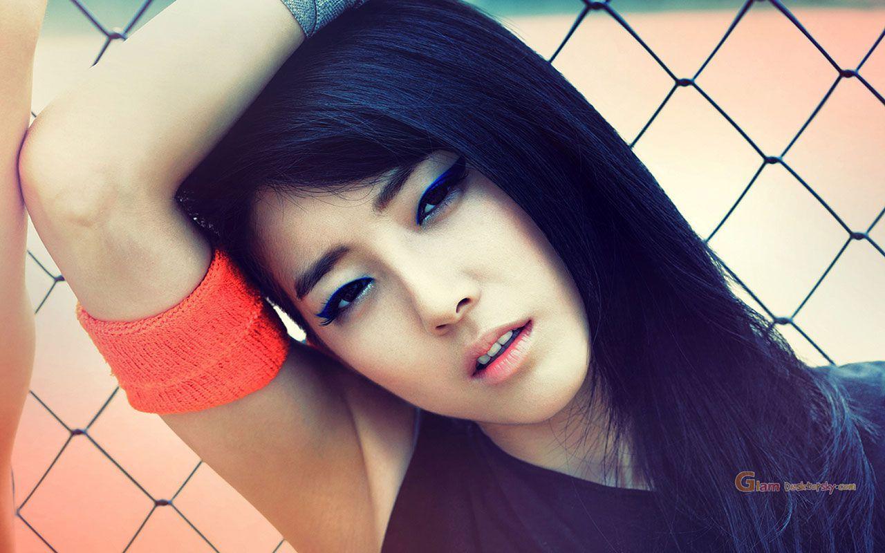 48 best free korean girls desktop wallpapers - wallpaperaccess