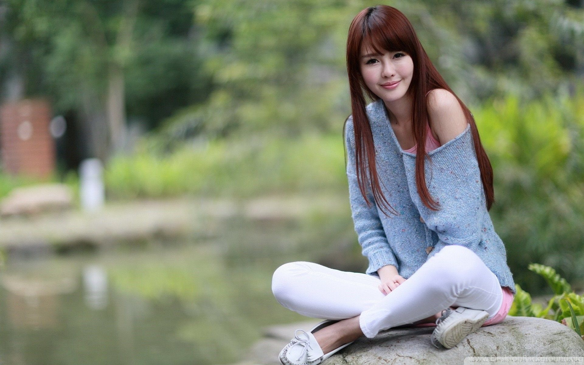 HD Cute Asian Wallpapers