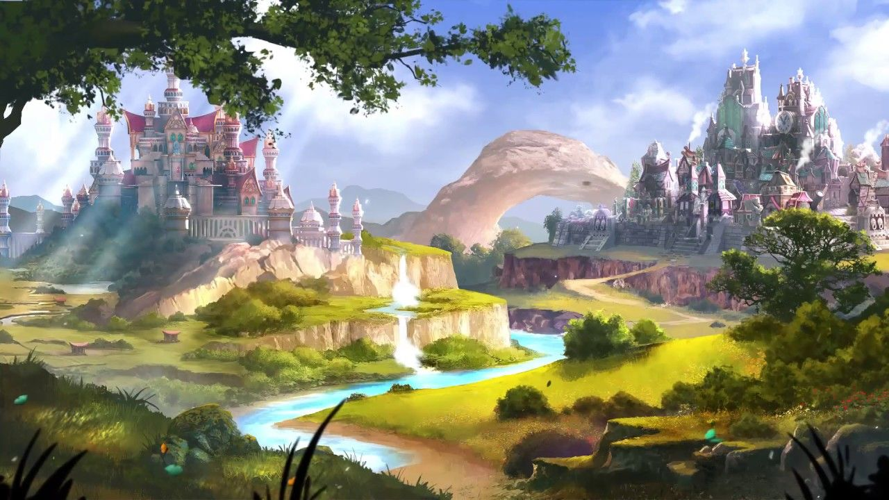 Game landscape wallpapers top free game landscape - Free landscape backgrounds ...