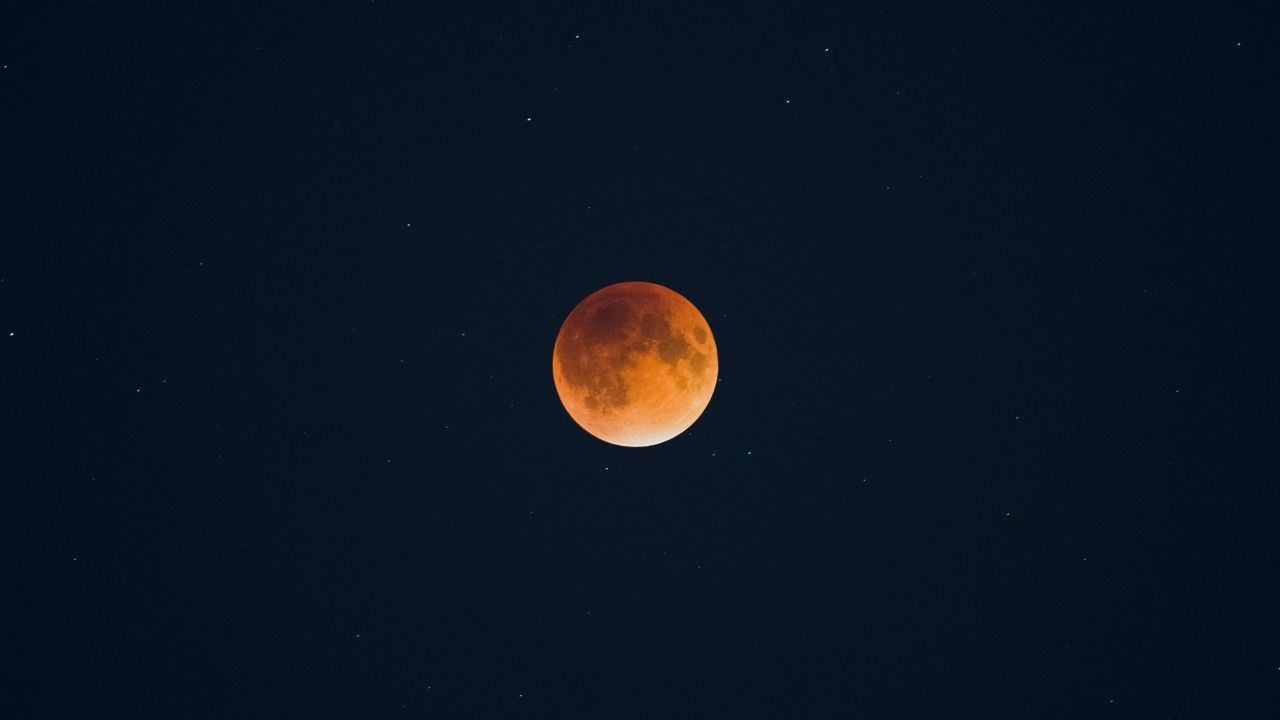Lunar Eclipse Wallpapers - Top Free ...