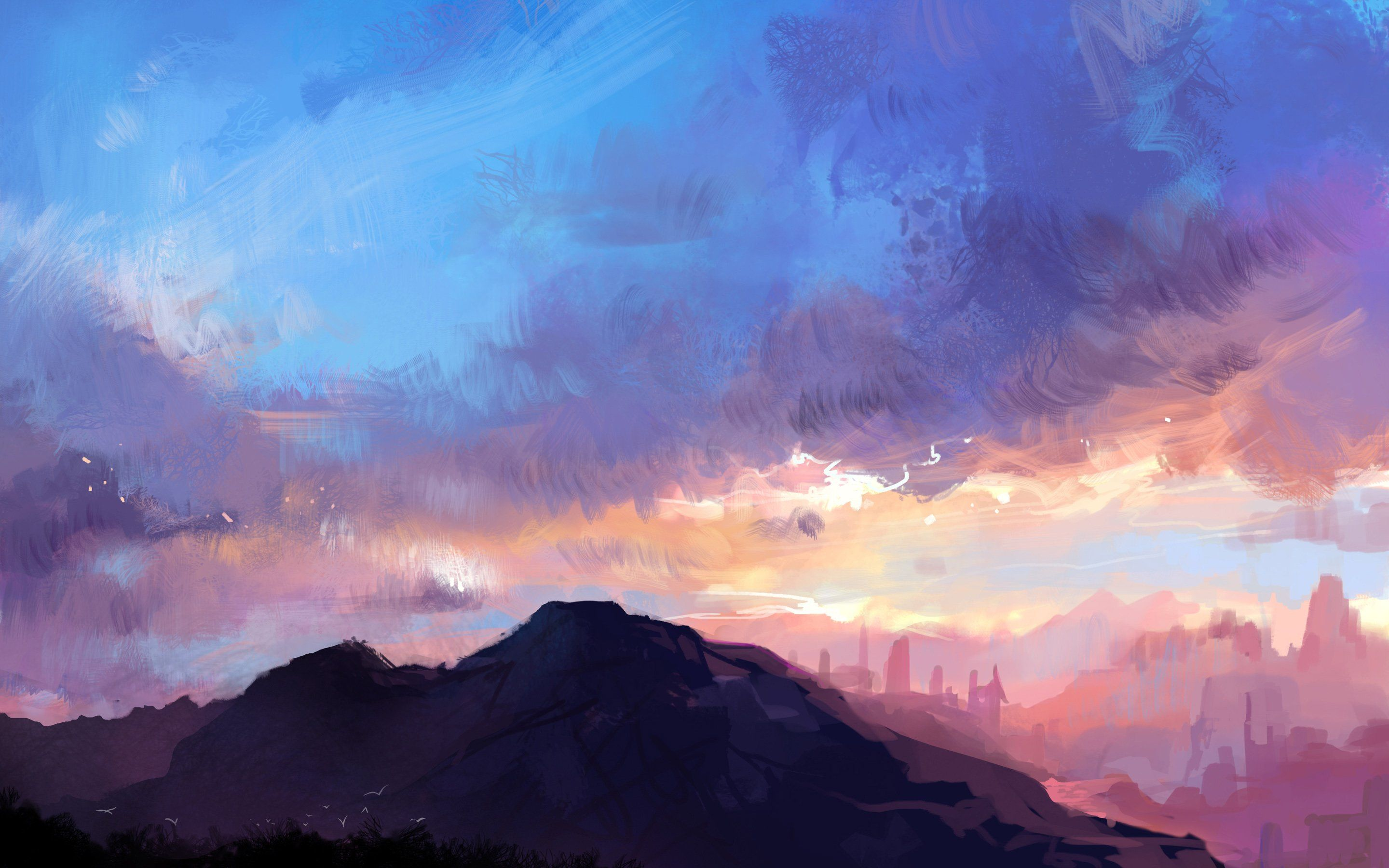 Anime Scenery Wallpapers - Top Free Anime Scenery ...