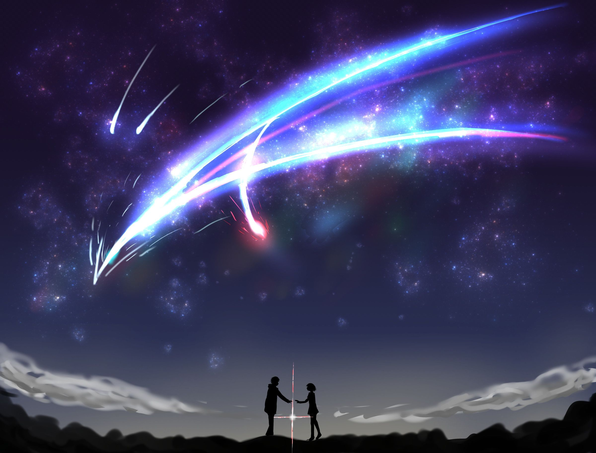 Kimi No Na Wa Live Wallpapers Top Free Kimi No Na Wa Live Backgrounds Wallpaperaccess