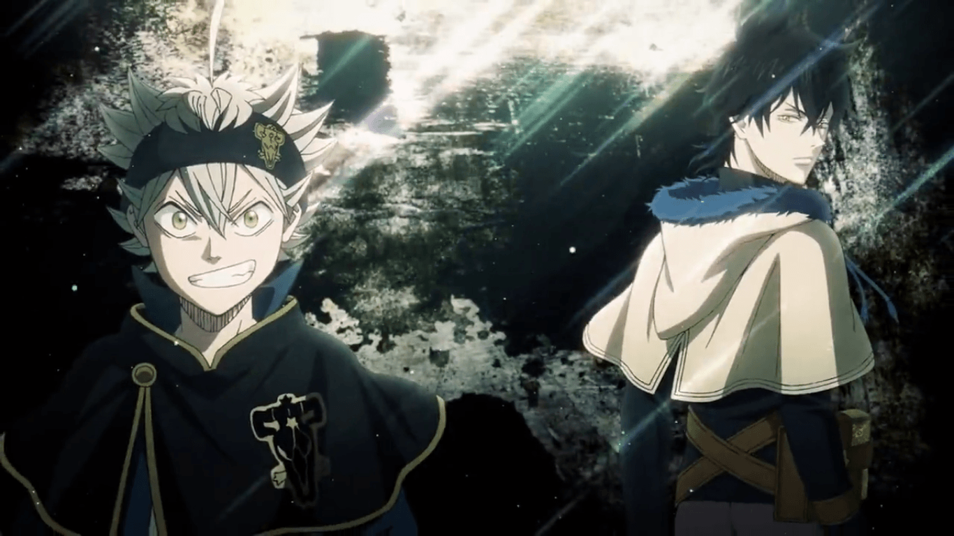 Black Clover Yuno Wallpapers Top Free Black Clover Yuno Backgrounds Wallpaperaccess