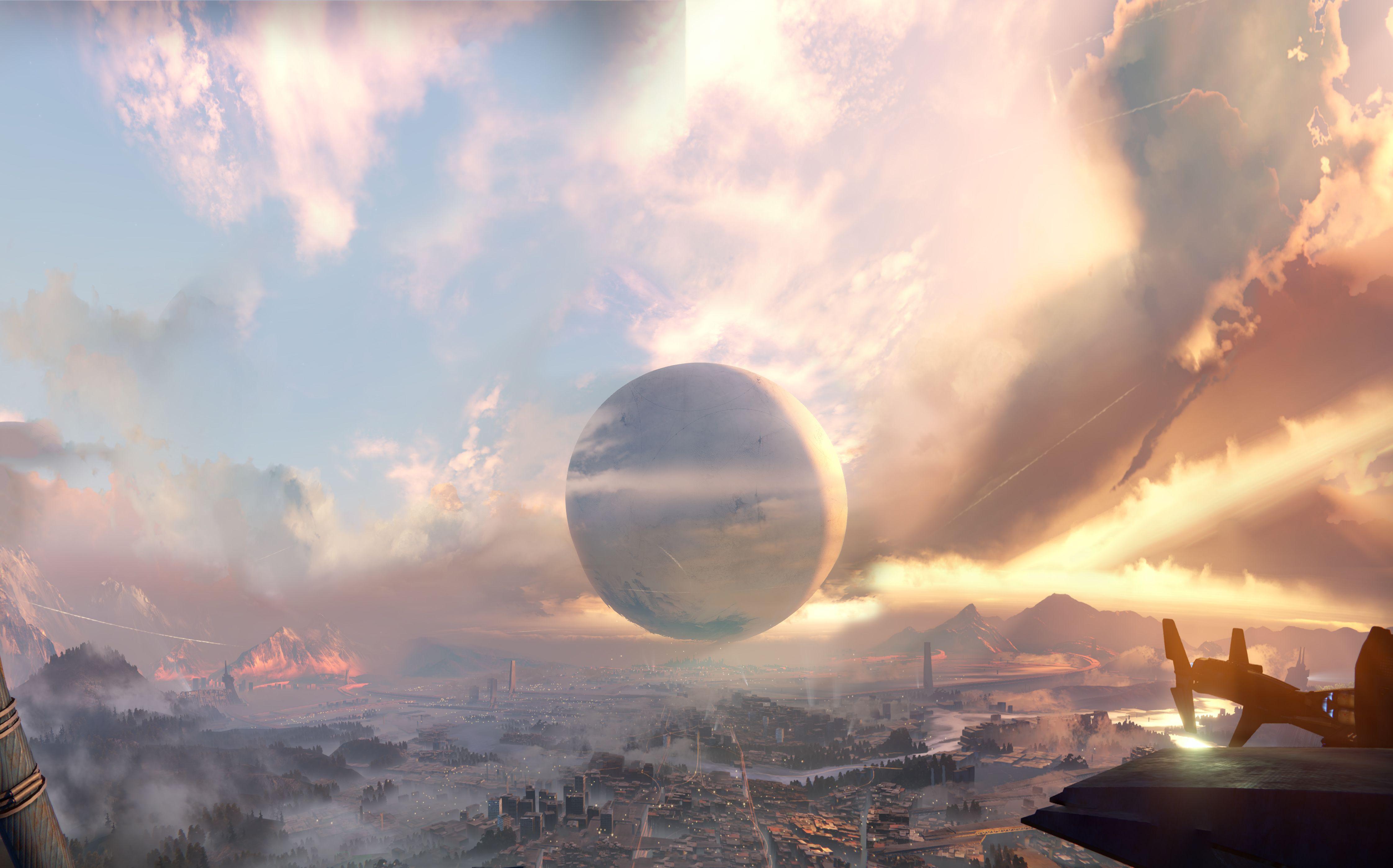 Destiny 4K Wallpapers - Top Free Destiny 4K Backgrounds ...