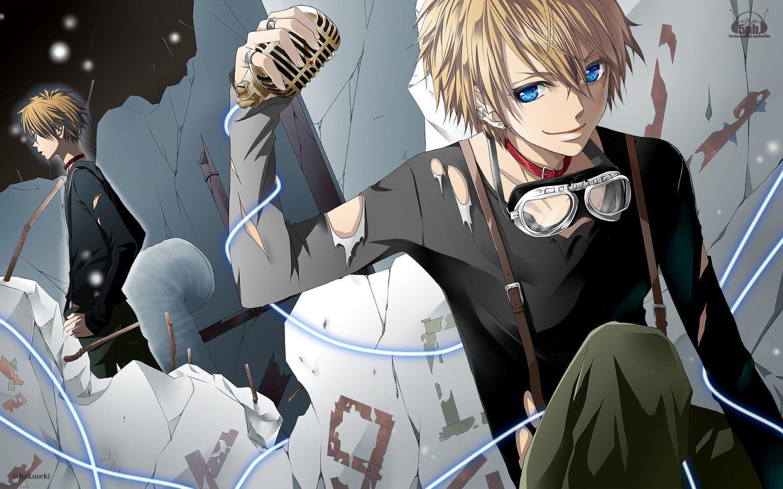 Anime schwule Best Gay