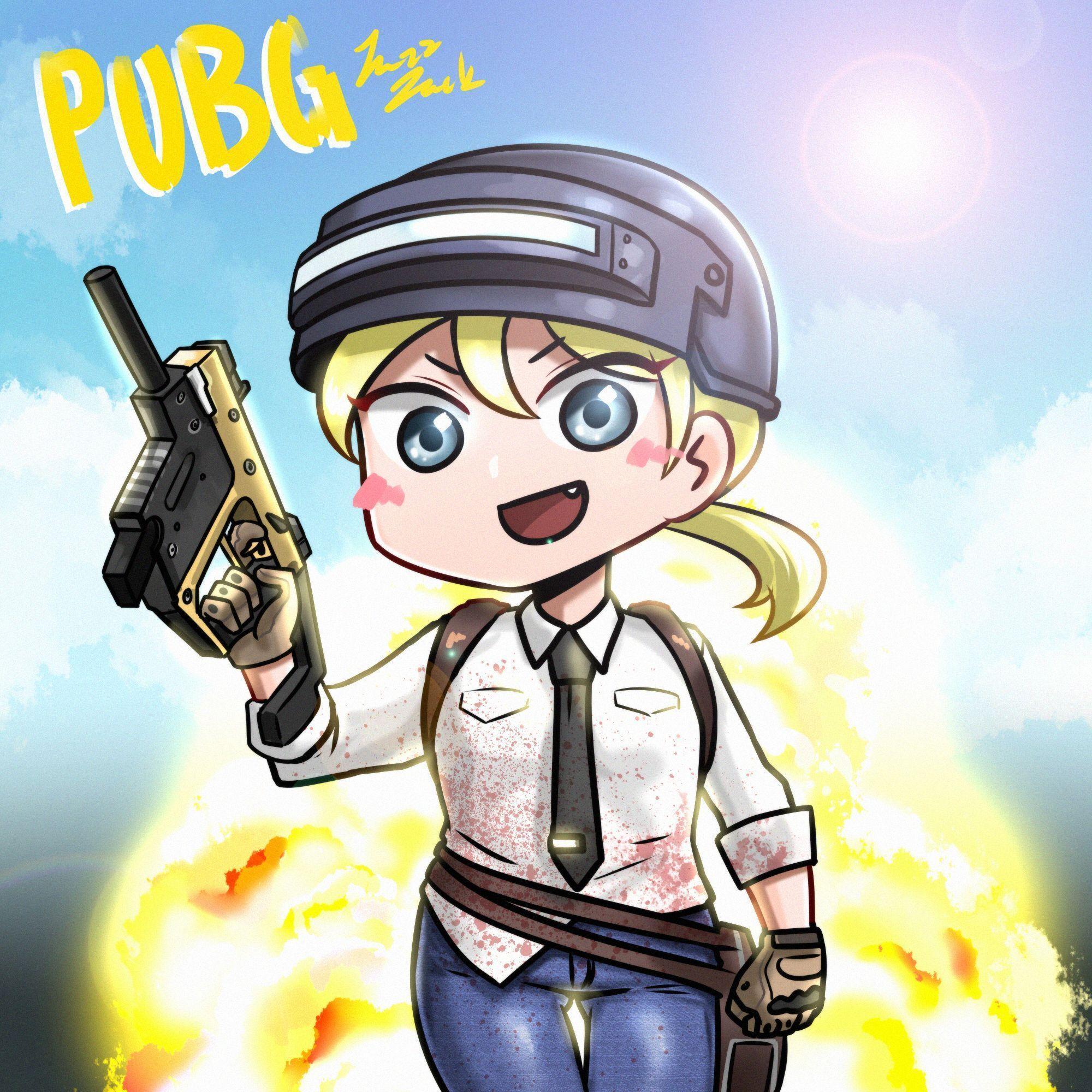 PUBG Cartoon Wallpapers - Top Free PUBG Cartoon ...