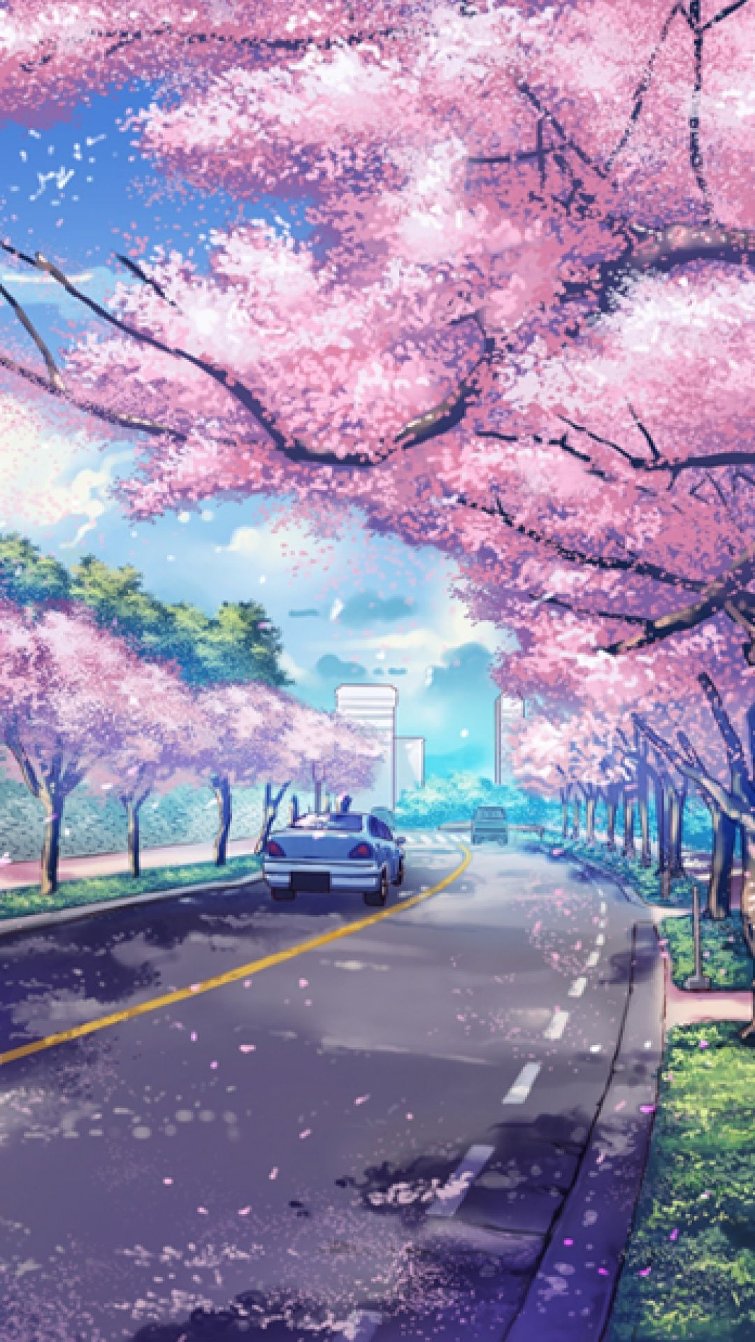 Japanese Anime Scenery Wallpapers - Top Free Japanese ...