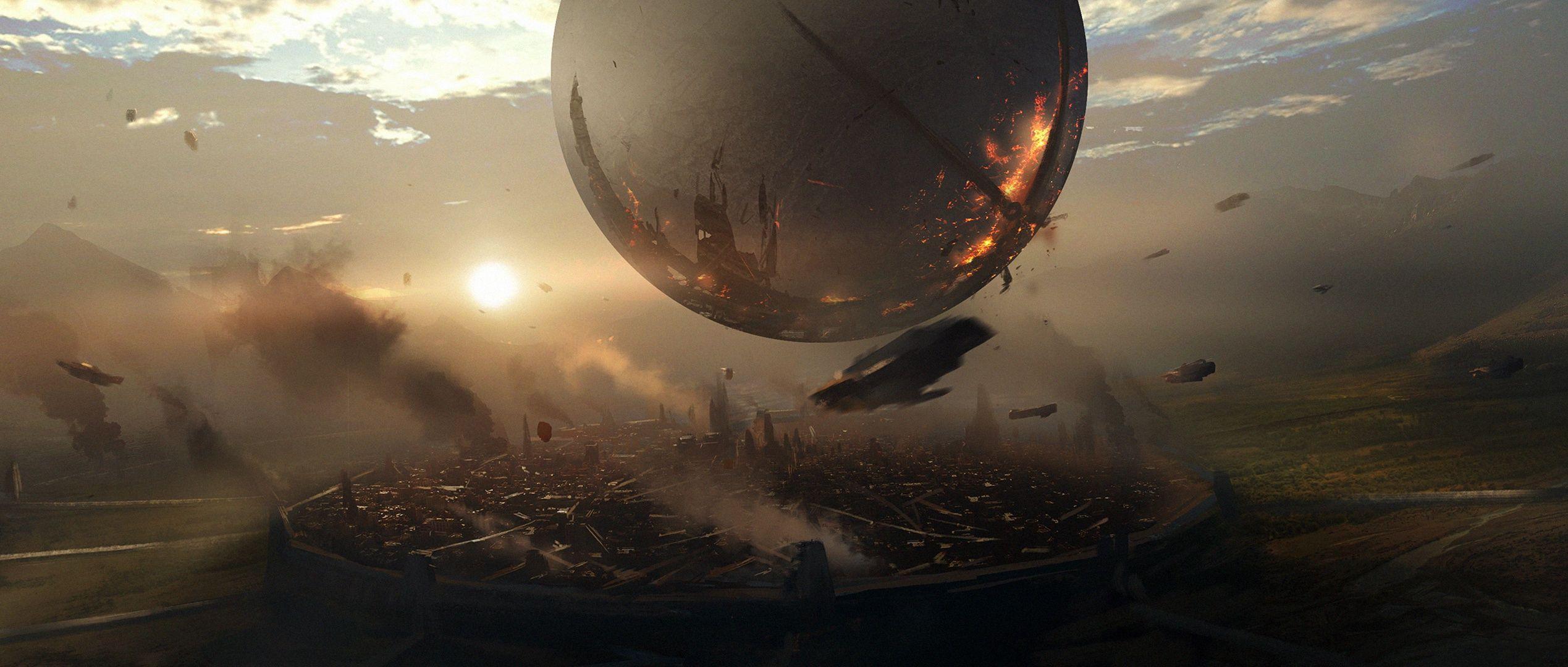 Top Free Destiny 4K Backgrounds