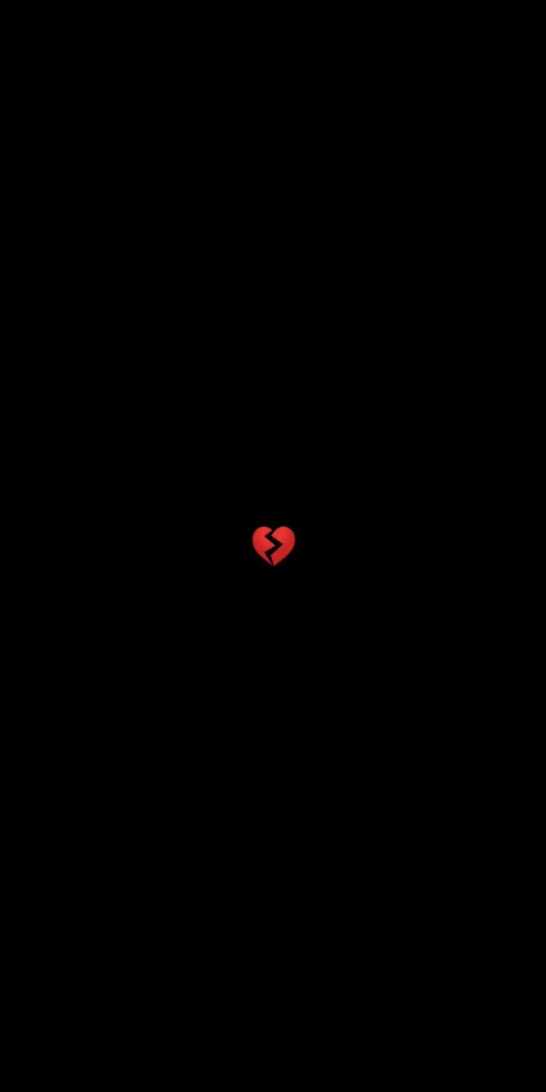 Broken Heart Black Wallpapers Top Free Broken Heart Black Backgrounds Wallpaperaccess