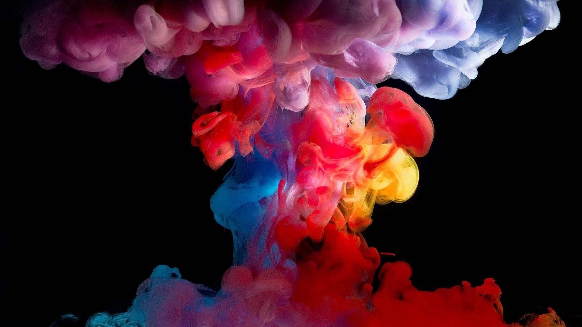 Color Smoke 4k Wallpapers Top Free Color Smoke 4k Backgrounds Wallpaperaccess