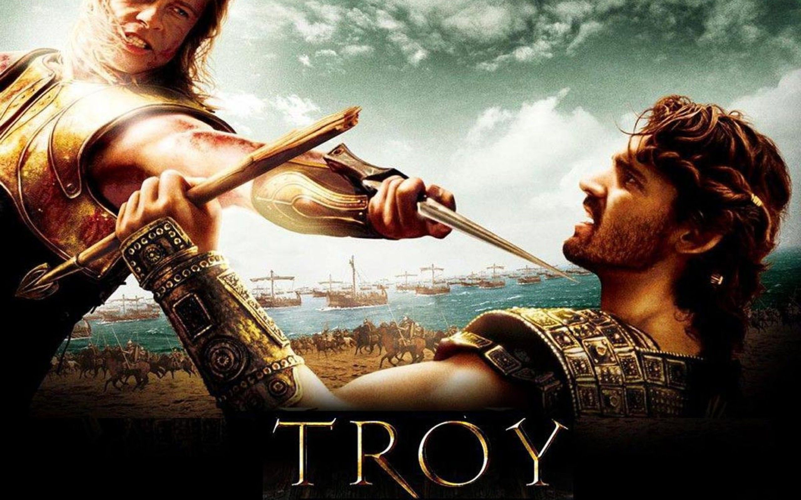 Troy Movie Wallpapers Top Free Troy Movie Backgrounds Wallpaperaccess