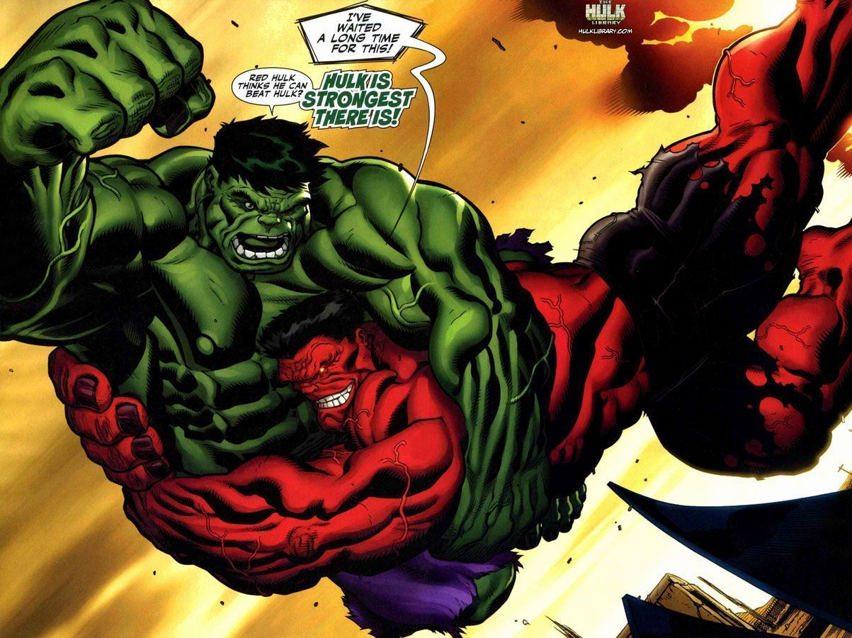 Red Hulk Wallpapers Top Free Red Hulk Backgrounds Wallpaperaccess