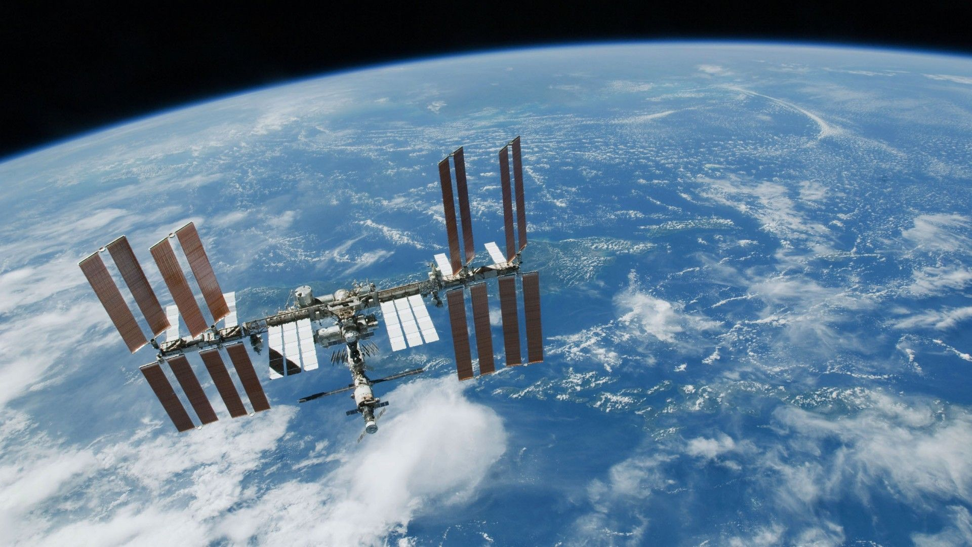 Space Station HD Wallpapers   Top Free Space Station HD ...