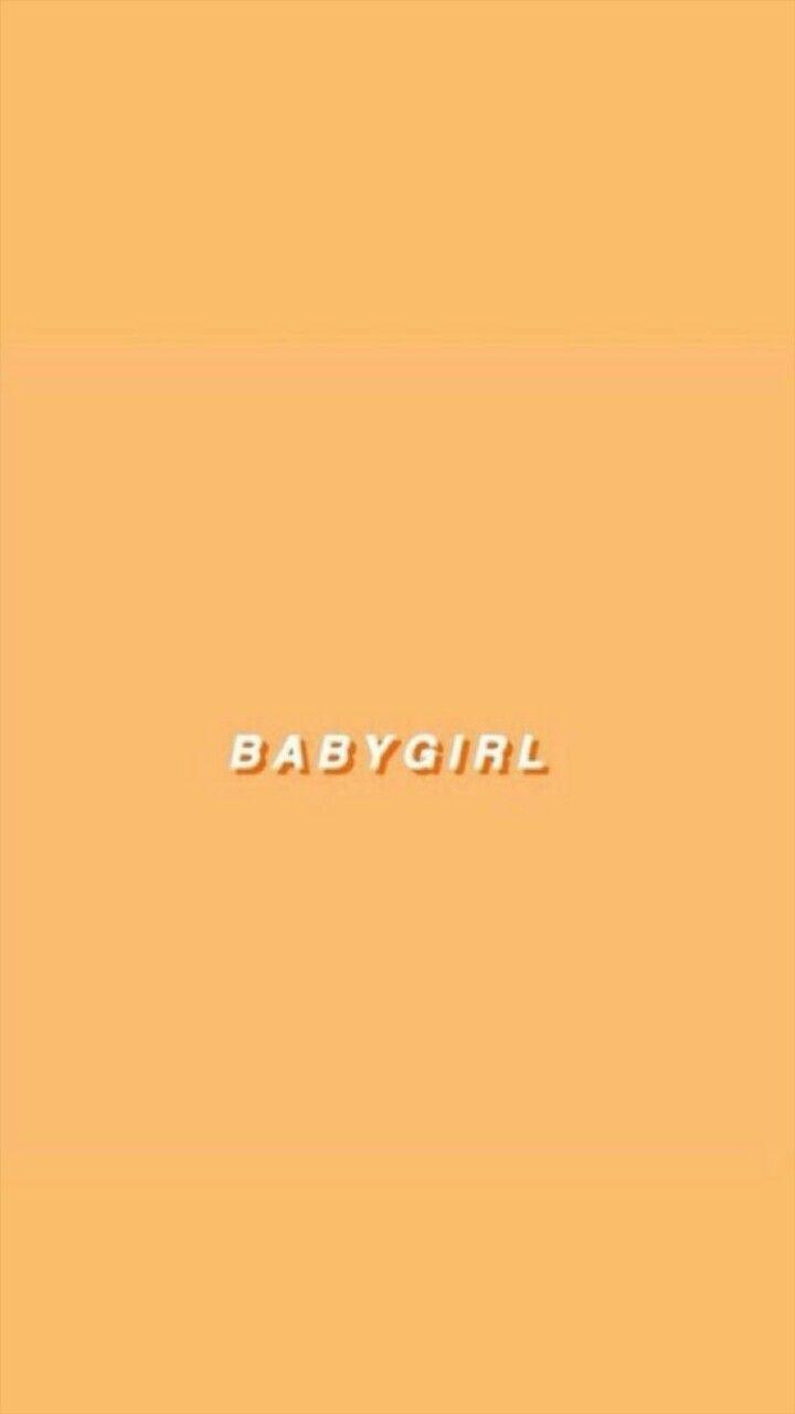 Orange Aesthetic Girl Wallpapers Top Free Orange Aesthetic Girl Backgrounds Wallpaperaccess