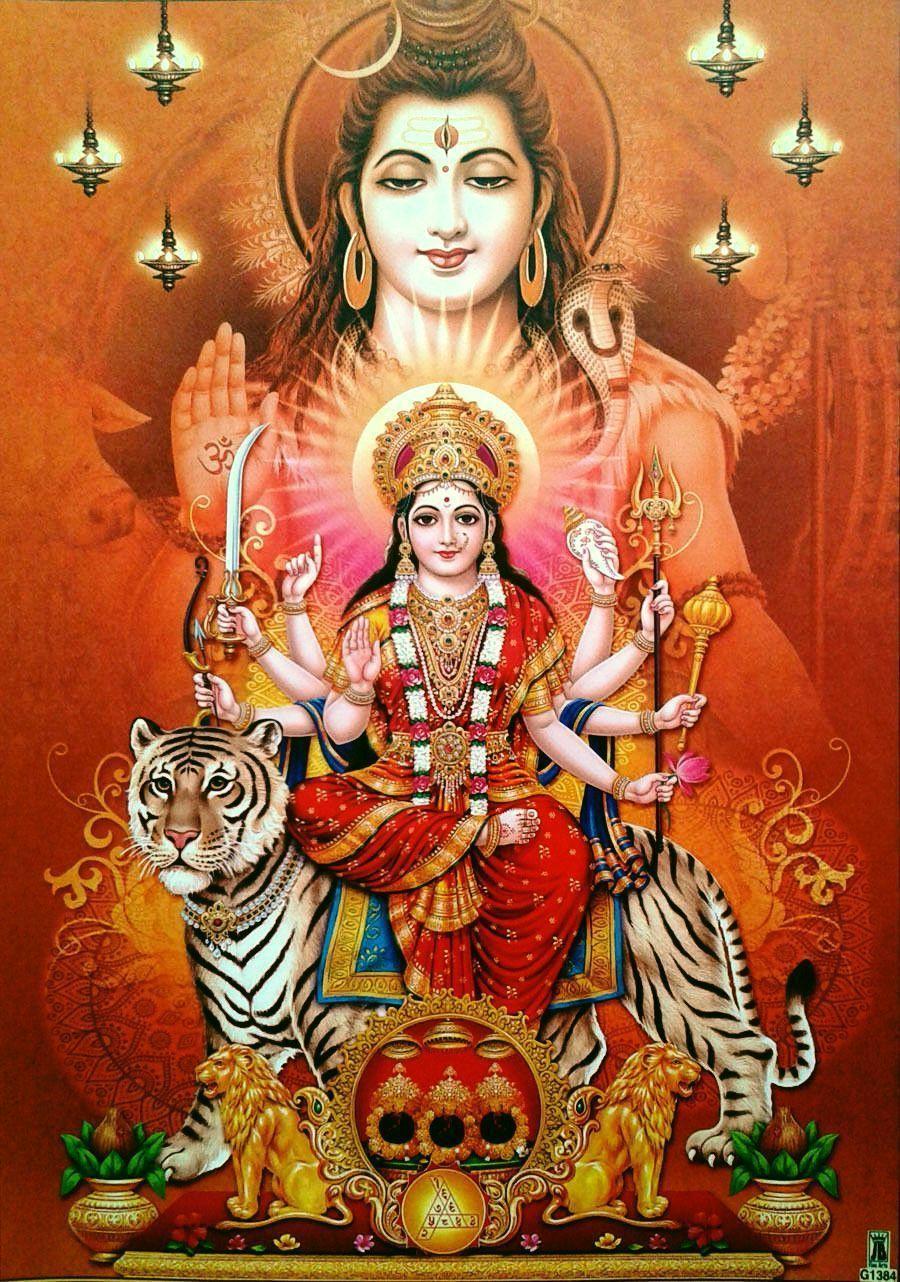 View Durga Face Wallpapers For Desktop