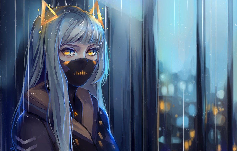 Anime Mask Girl Wallpapers - Top Free Anime Mask Girl Backgrounds