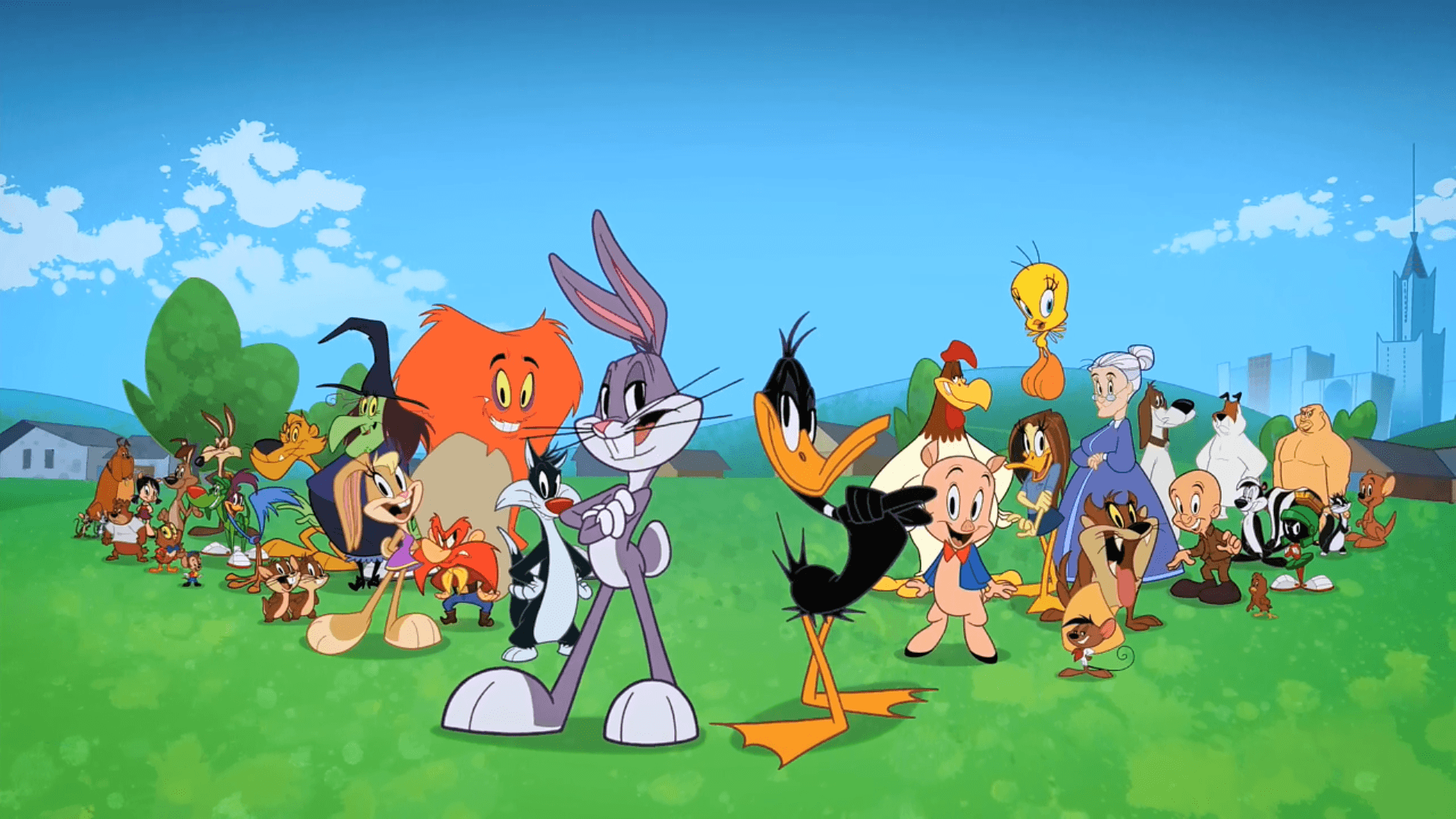 Looney Tunes Wallpapers - Top Free Looney Tunes ...