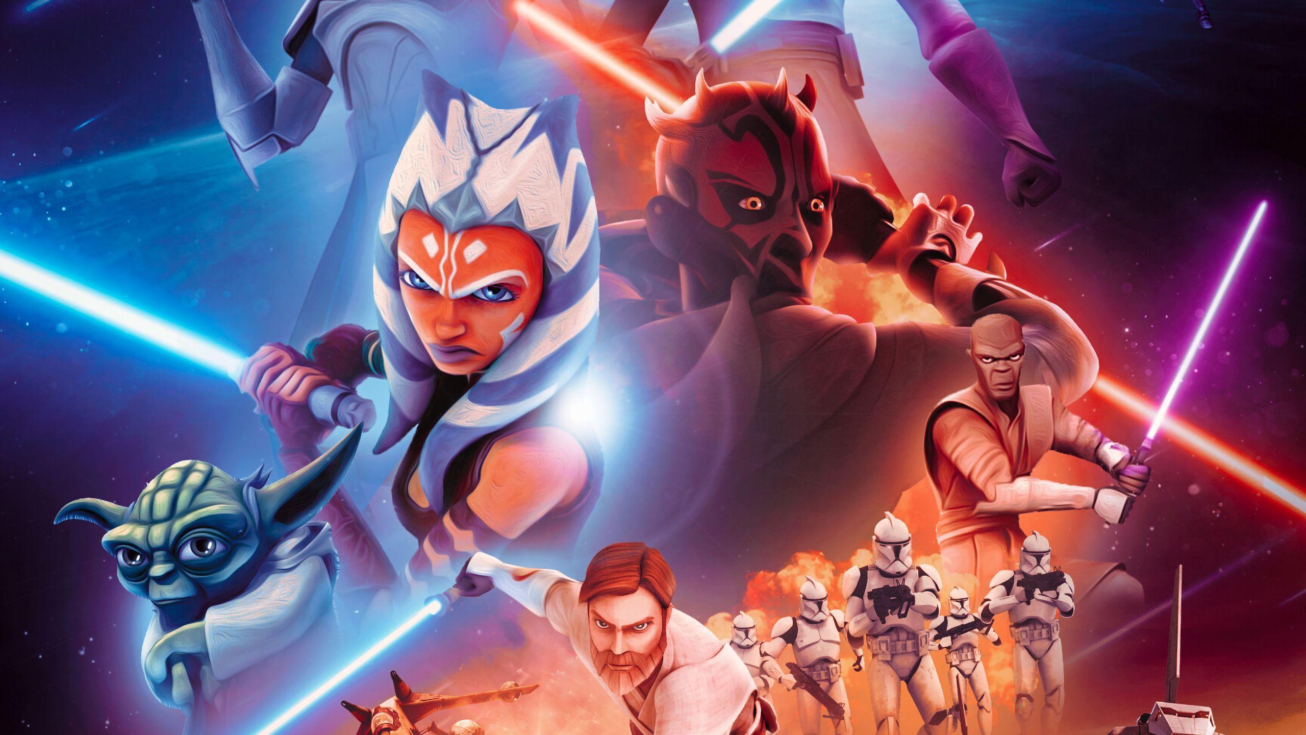 Star Wars Clones Hd Wallpapers Top Free Star Wars Clones Hd Backgrounds Wallpaperaccess