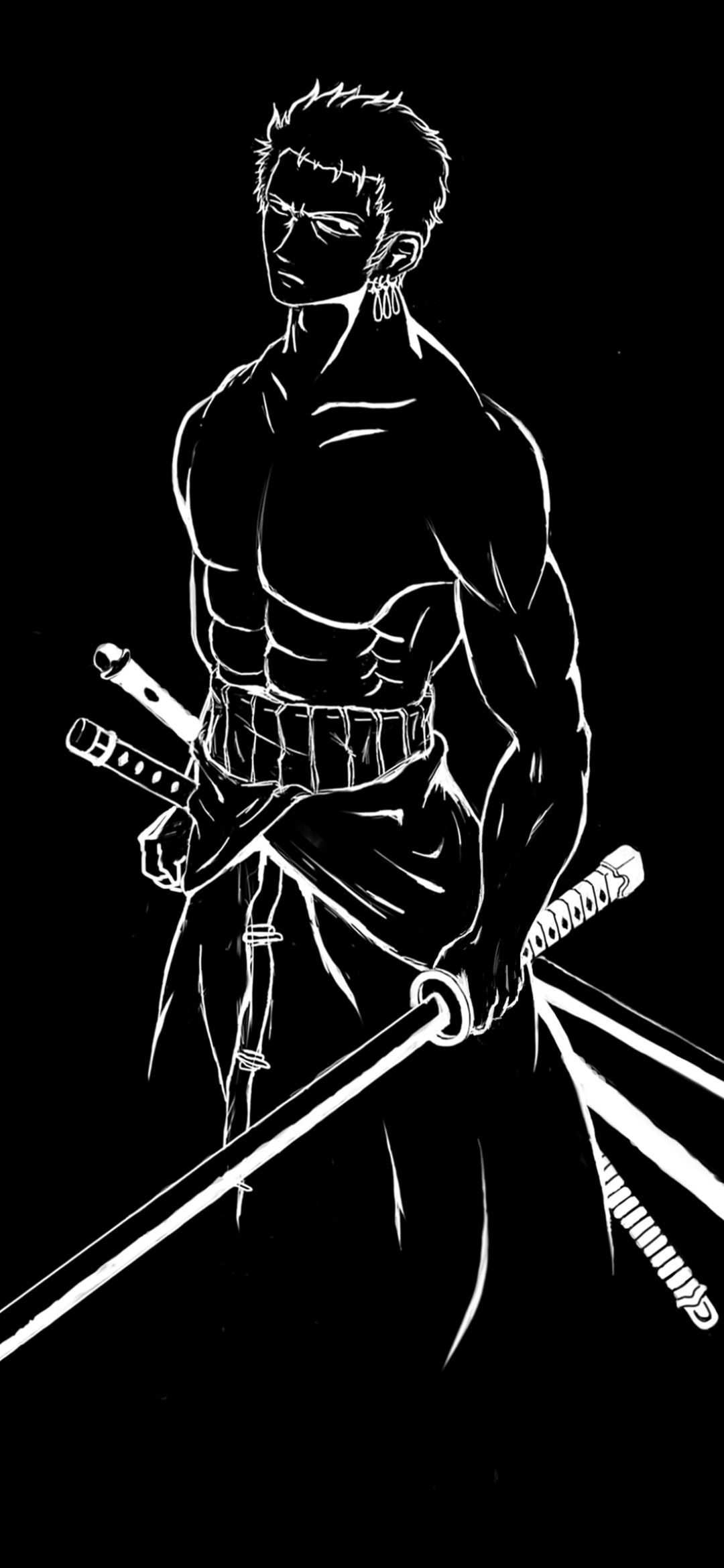 One Piece Zoro Phone Wallpapers Top Free One Piece Zoro Phone Backgrounds Wallpaperaccess