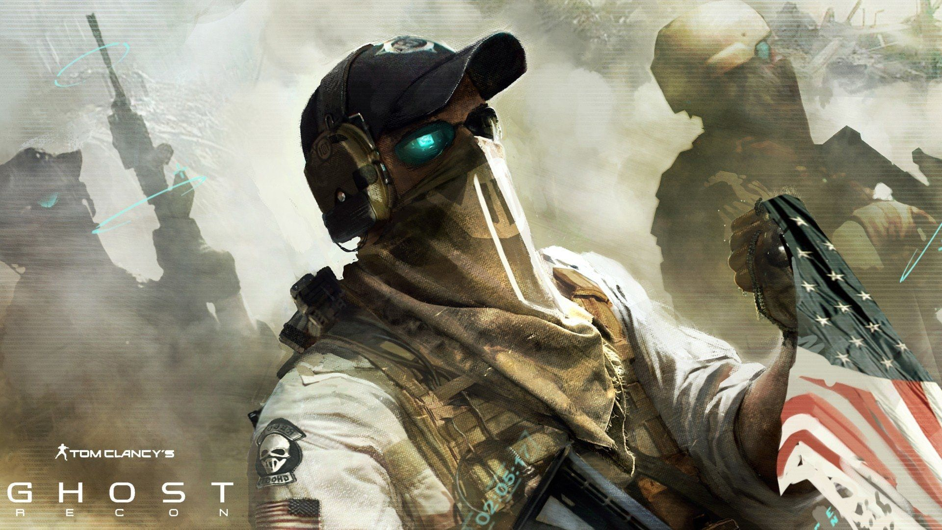 Ghost Recon Future Soldier Wallpapers - Top Free Ghost Recon Future