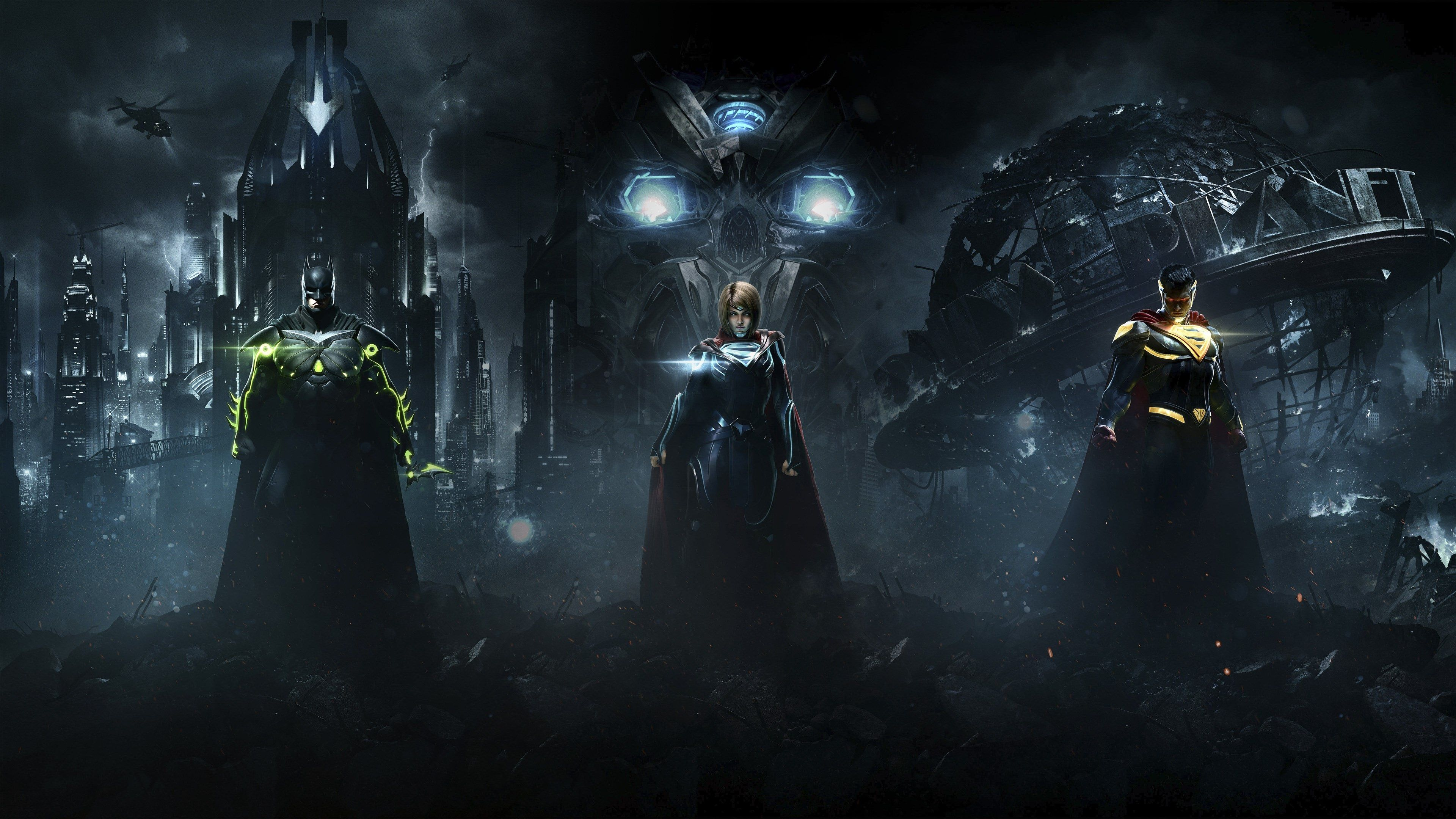 Injustice Wallpapers Top Free Injustice Backgrounds