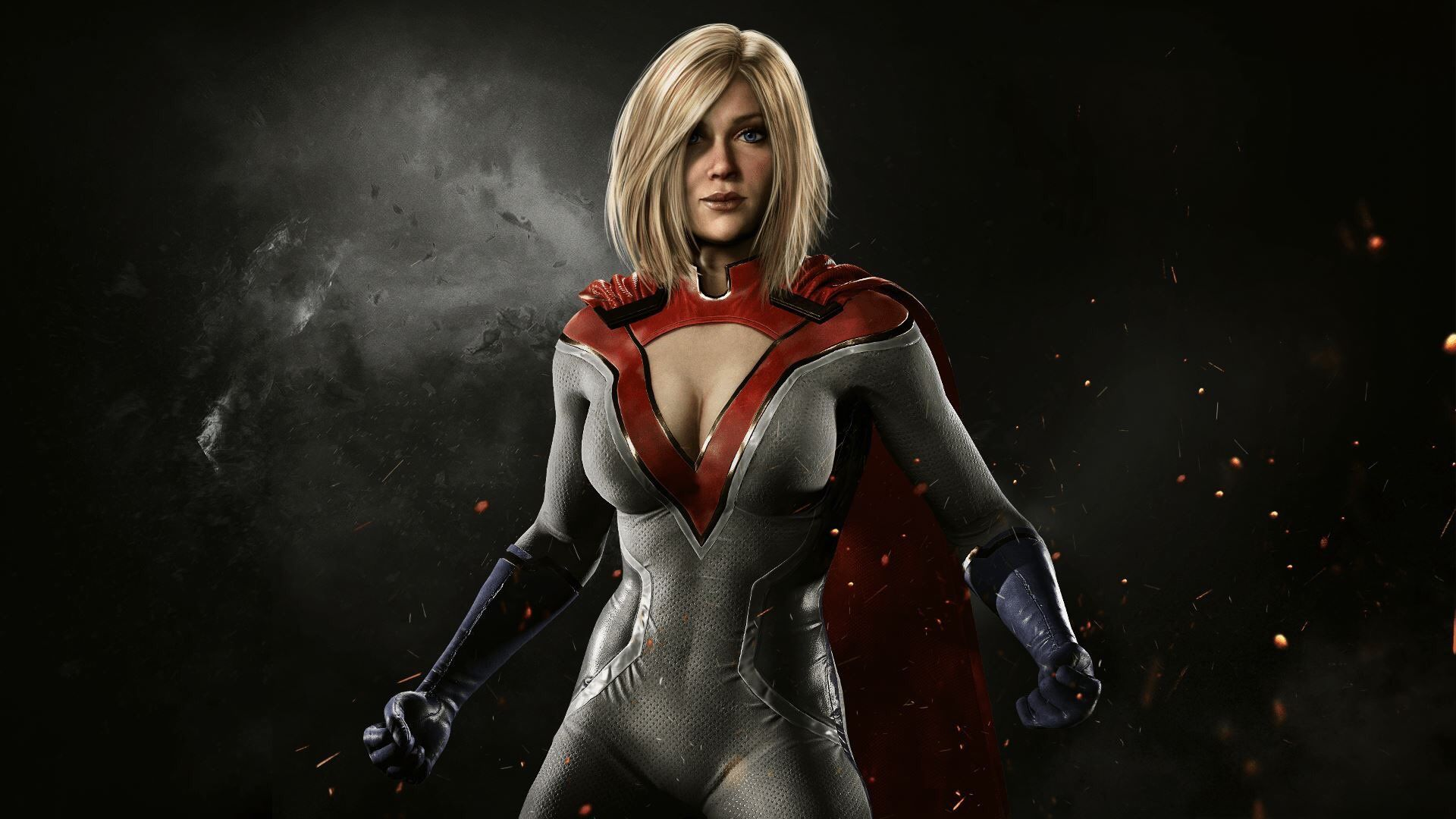 Injustice 2 4k Wallpapers Top Free Injustice 2 4k Backgrounds