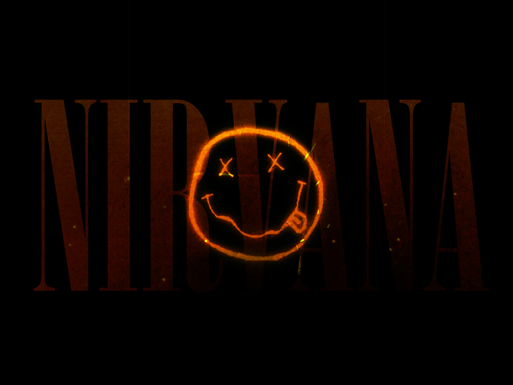 Nirvana Logo Wallpapers Top Free Nirvana Logo Backgrounds Wallpaperaccess