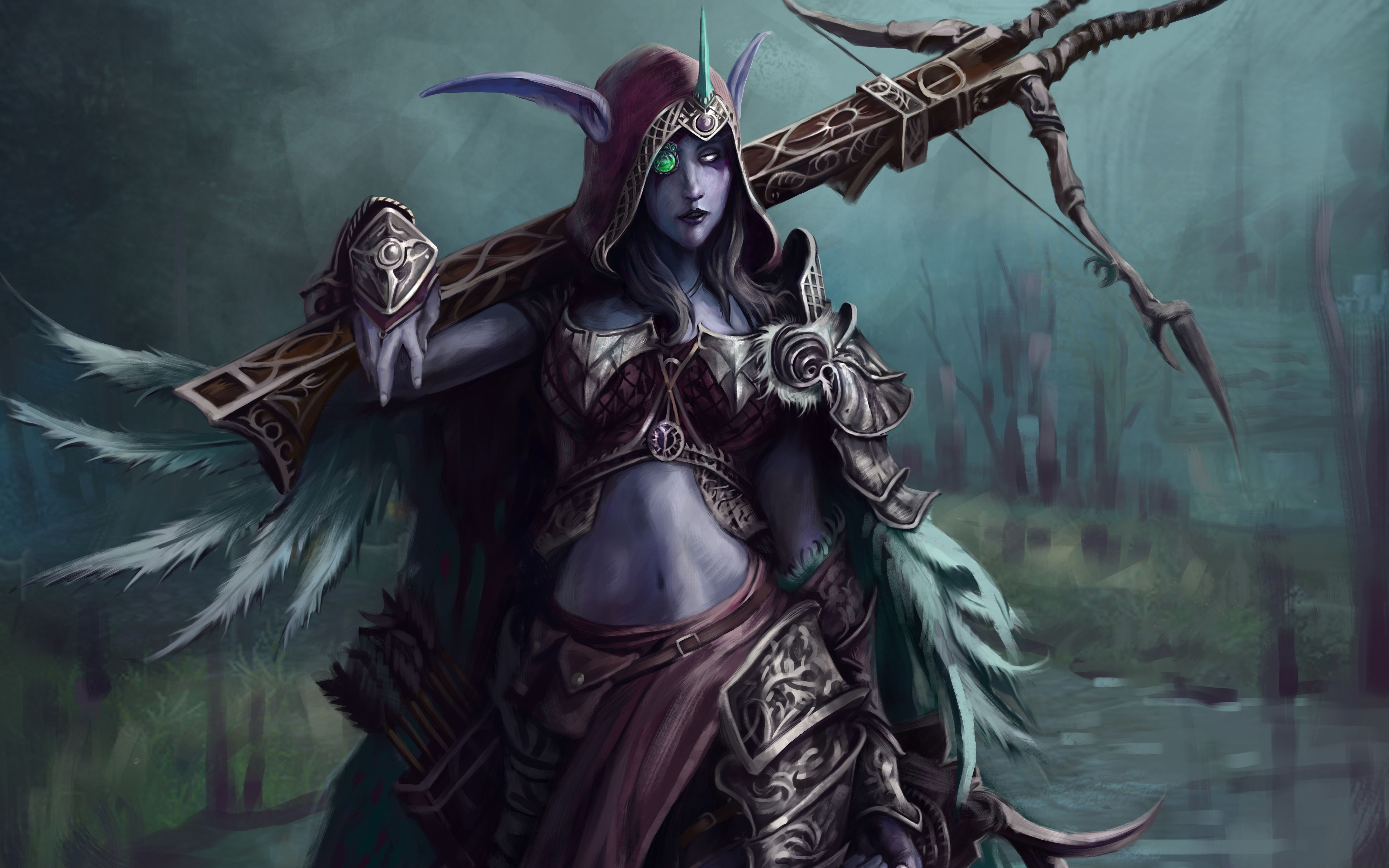 4K World of Warcraft Wallpapers - Top Free 4K World of ...