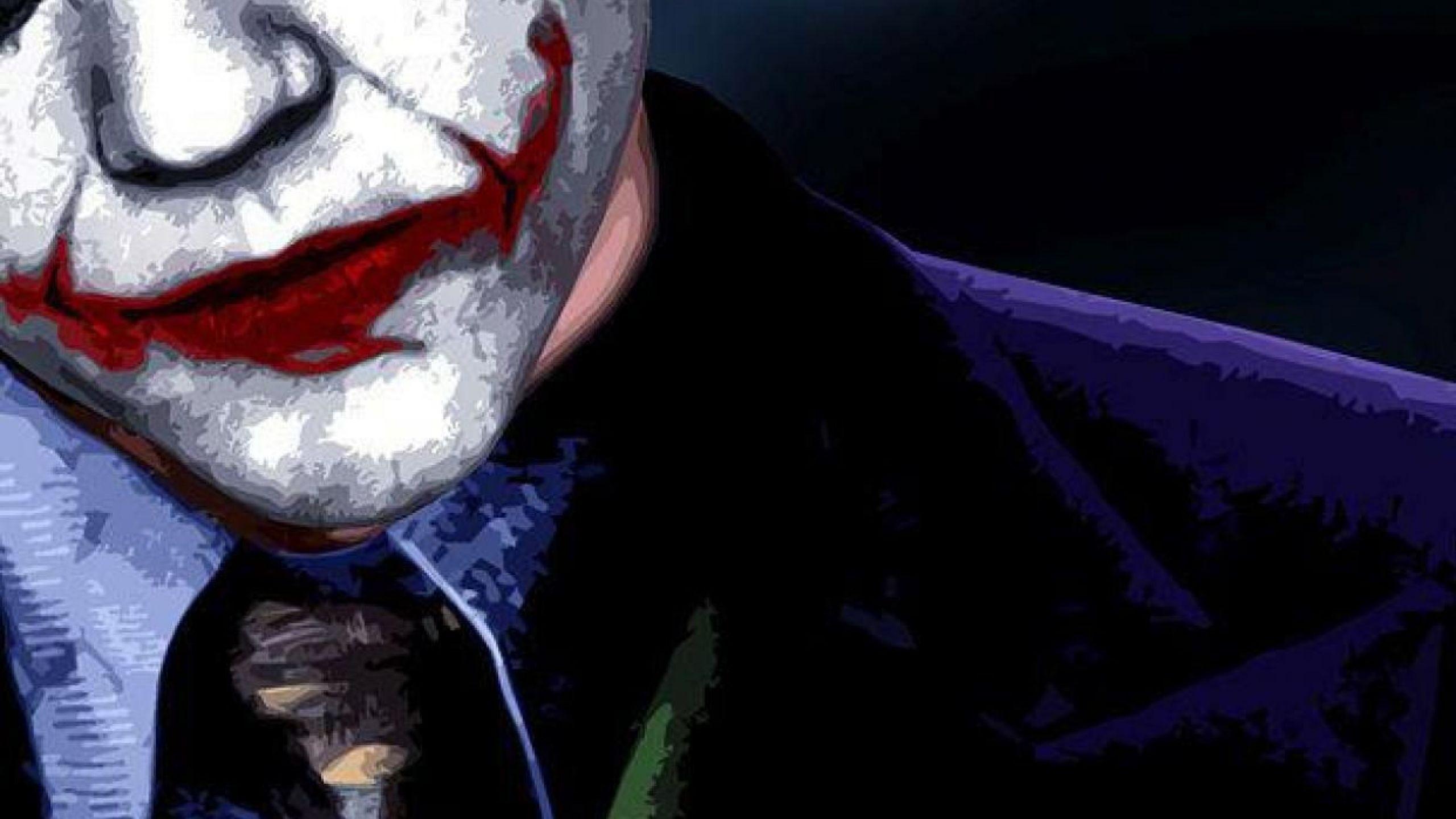Dark Knight Joker In 4k Ultra Hd Wallpapers Top Free Dark