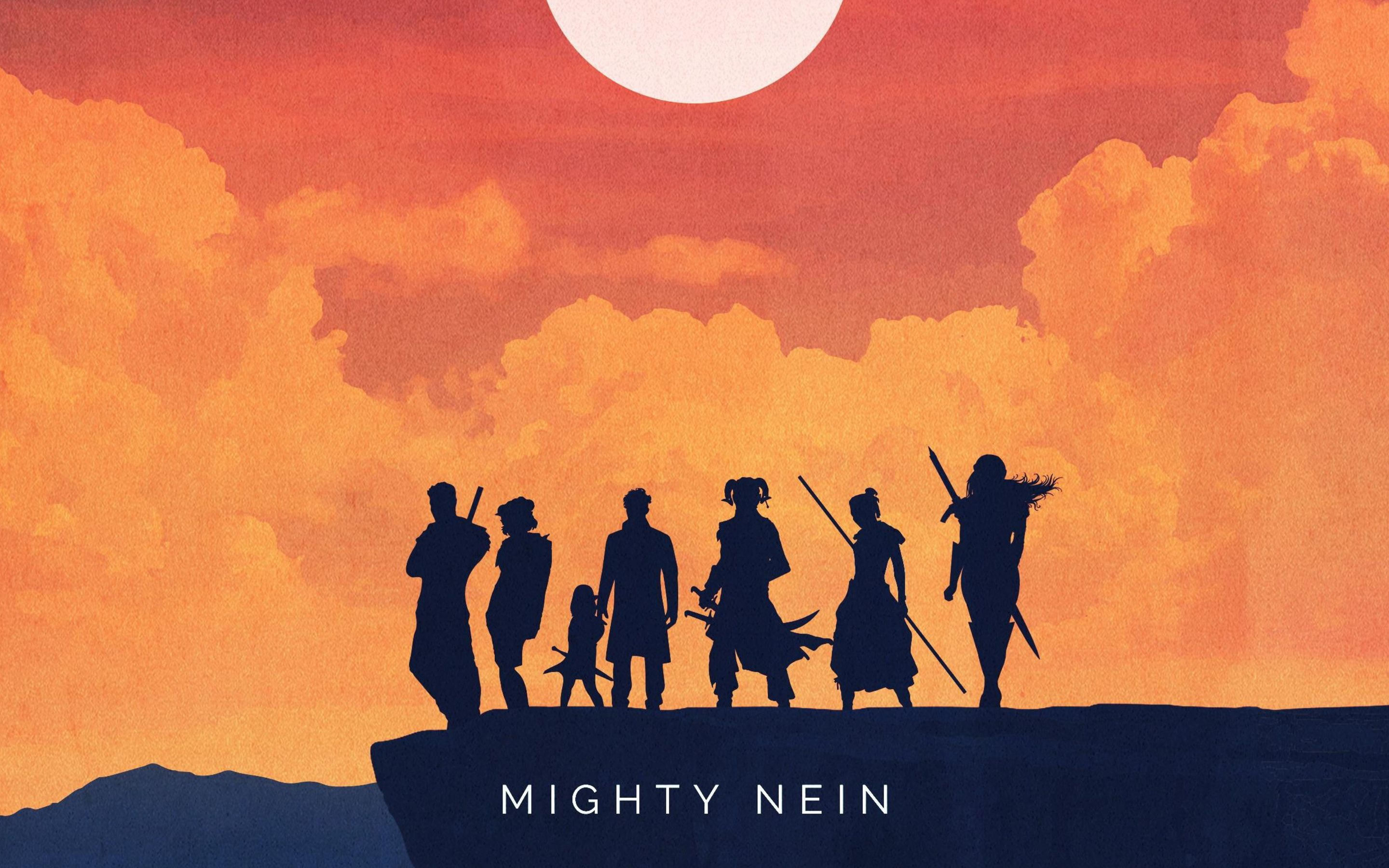 Mighty Nein Wallpapers Top Free Mighty Nein Backgrounds Wallpaperaccess