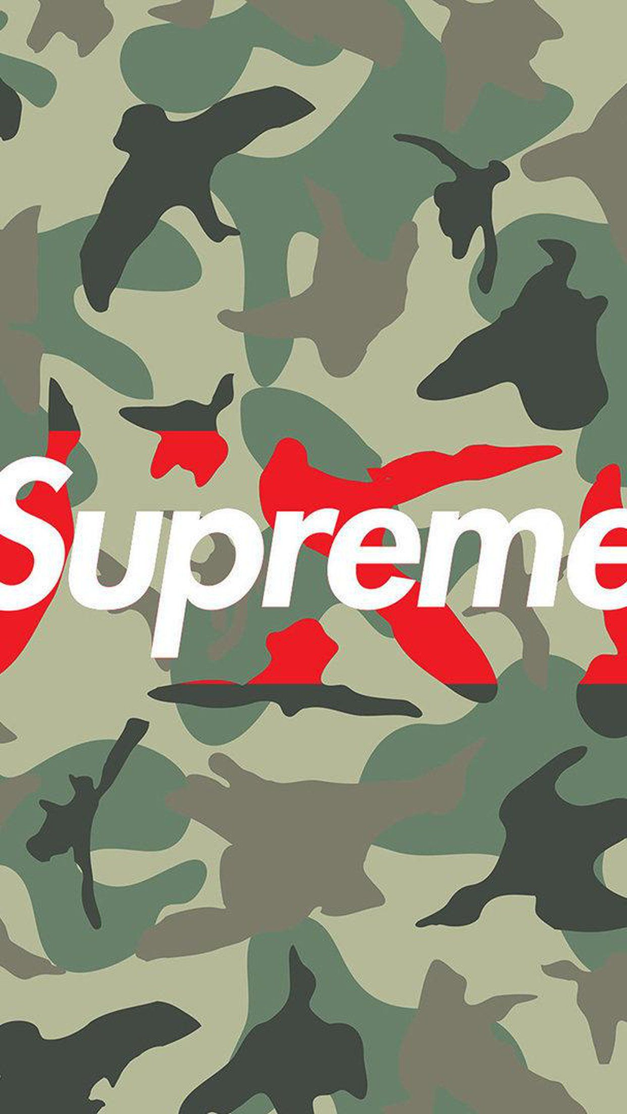 Supreme Camo Wallpapers Top Free Supreme Camo Backgrounds