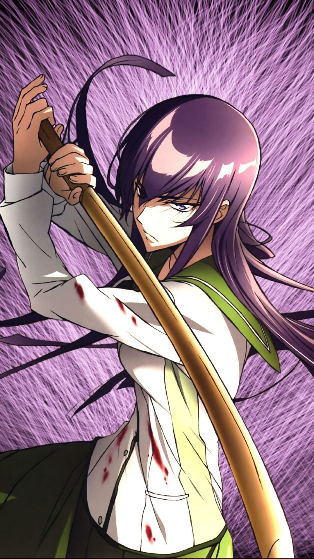 Highschool Of The Dead Iphone Wallpapers Top Free Highschool Of