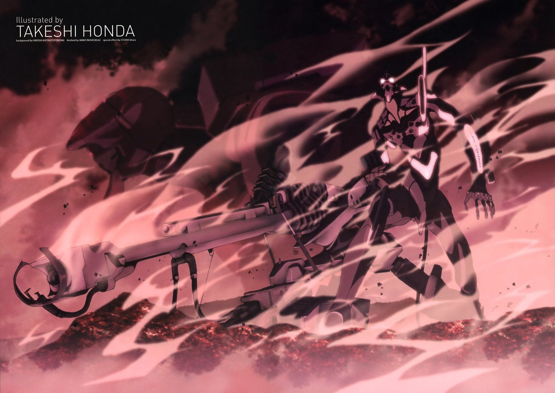 Evangelion 4k Wallpapers Top Free Evangelion 4k Backgrounds Wallpaperaccess