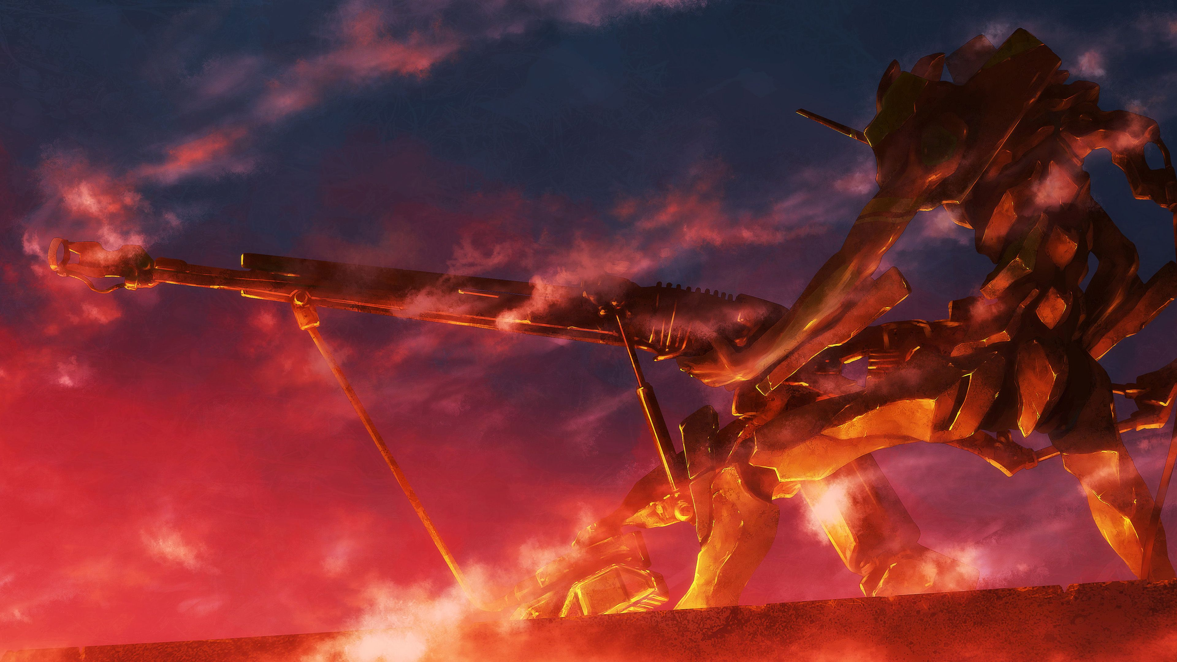 Evangelion 4K Wallpapers - Top Free Evangelion 4K ...