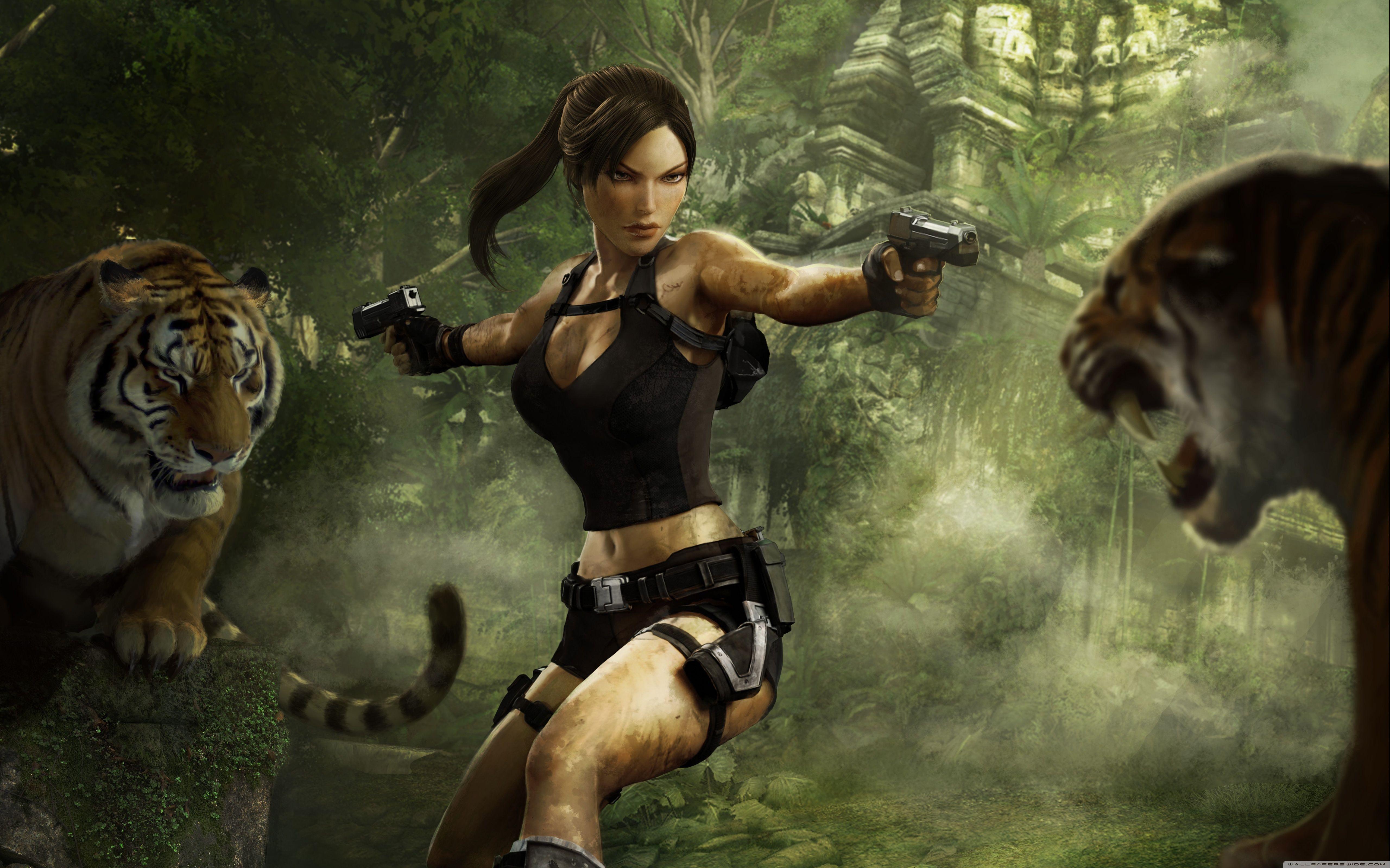 Tomb Raider Underworld Wallpapers Top Free Tomb Raider