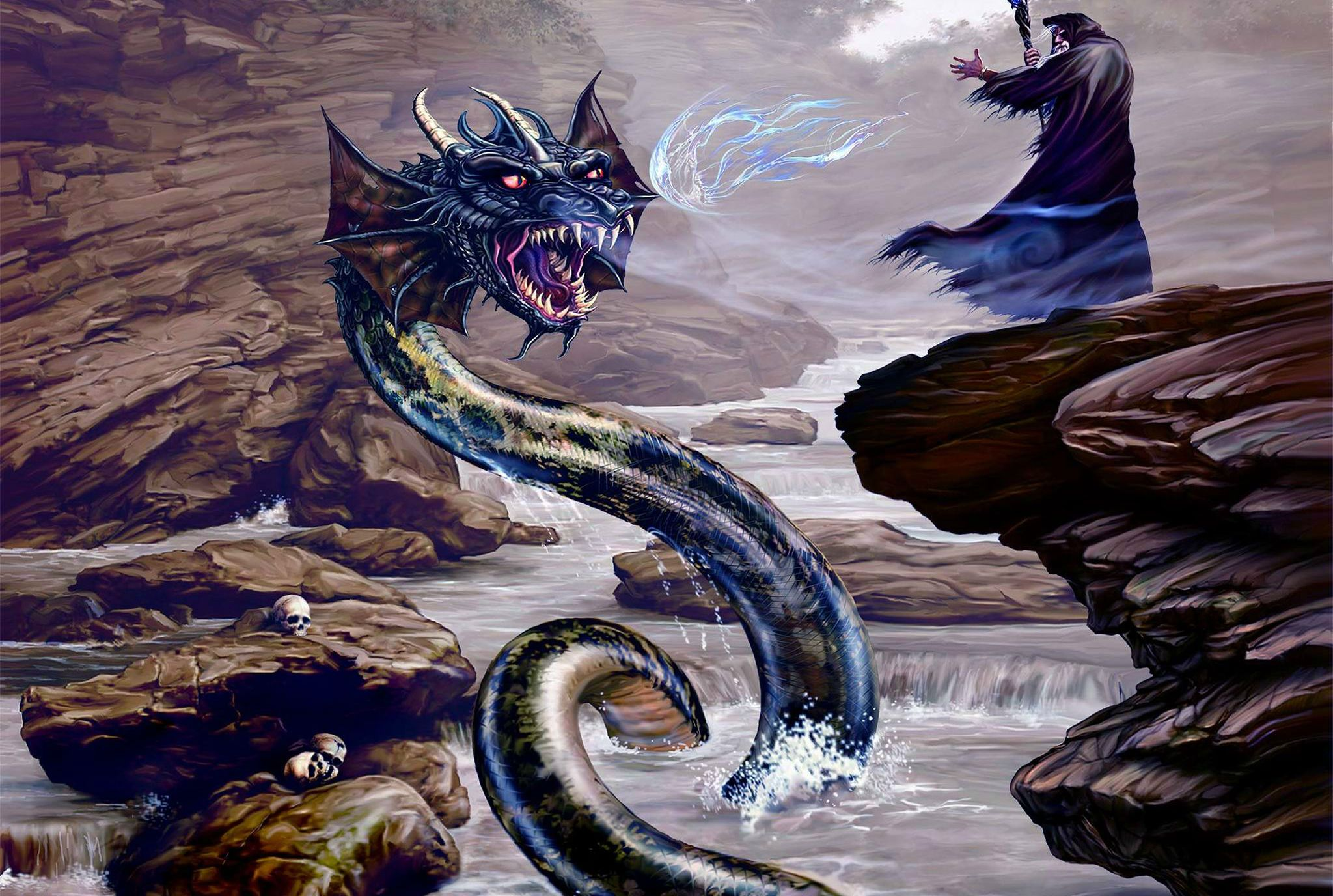 63 Best Free Wizards And Dragons Wallpapers Wallpaperaccess